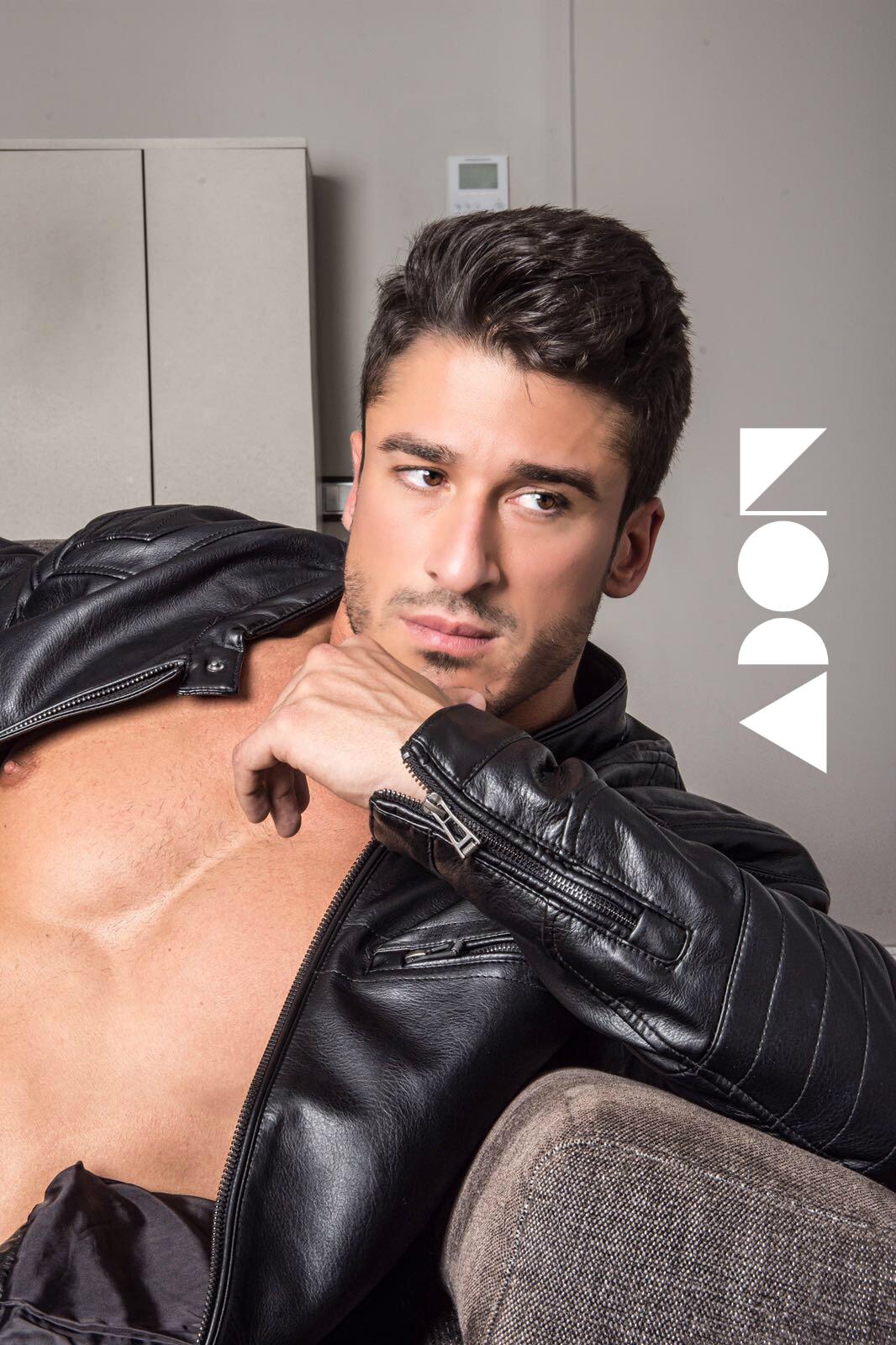 Adon Exclusive: Model David Castilla By GusLag