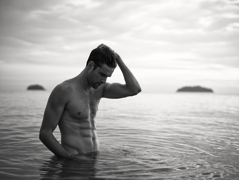 Adon Exclusive: Model Yann Wellhauser By Jay K.