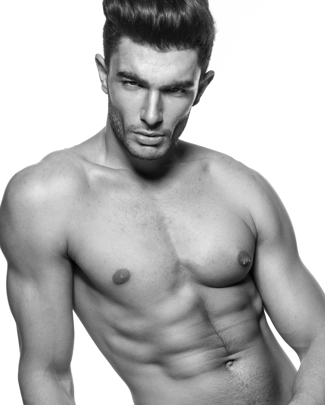 Adon Exclusive: Model Martin Atanasov By Juliana Soo