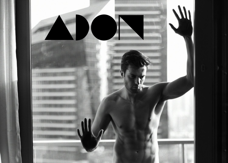 Adon Exclusive: Model Bruno Vanin By Jonas P. Sergio