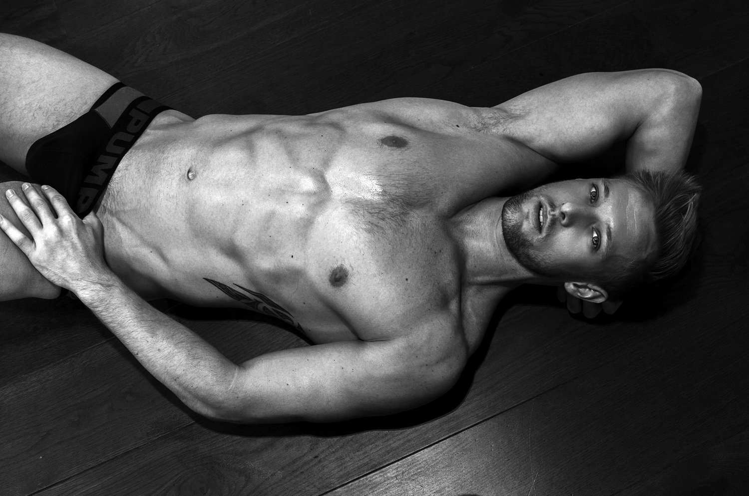 Adon Exclusive: Model Daniel McCarroll By Stavros Christodoulou