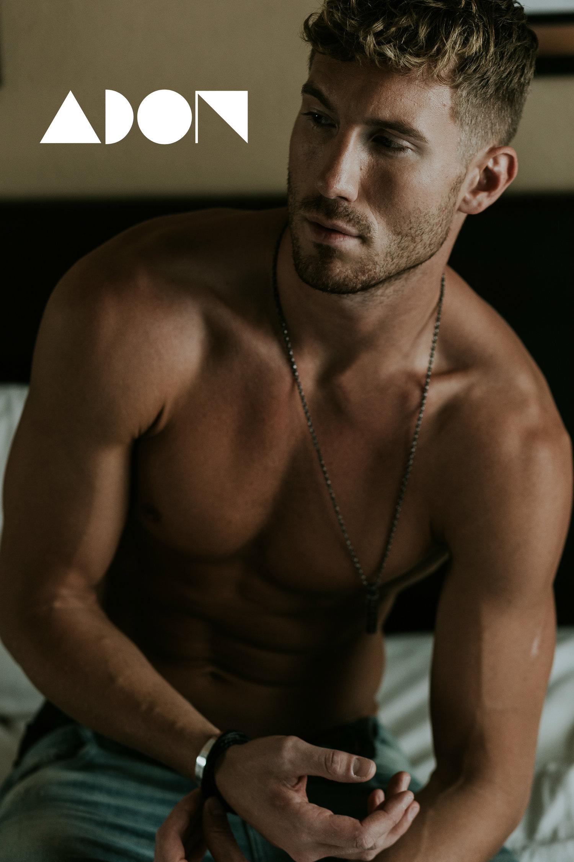 Adon Exclusive: Model Chris Spang By Ryne Belanger