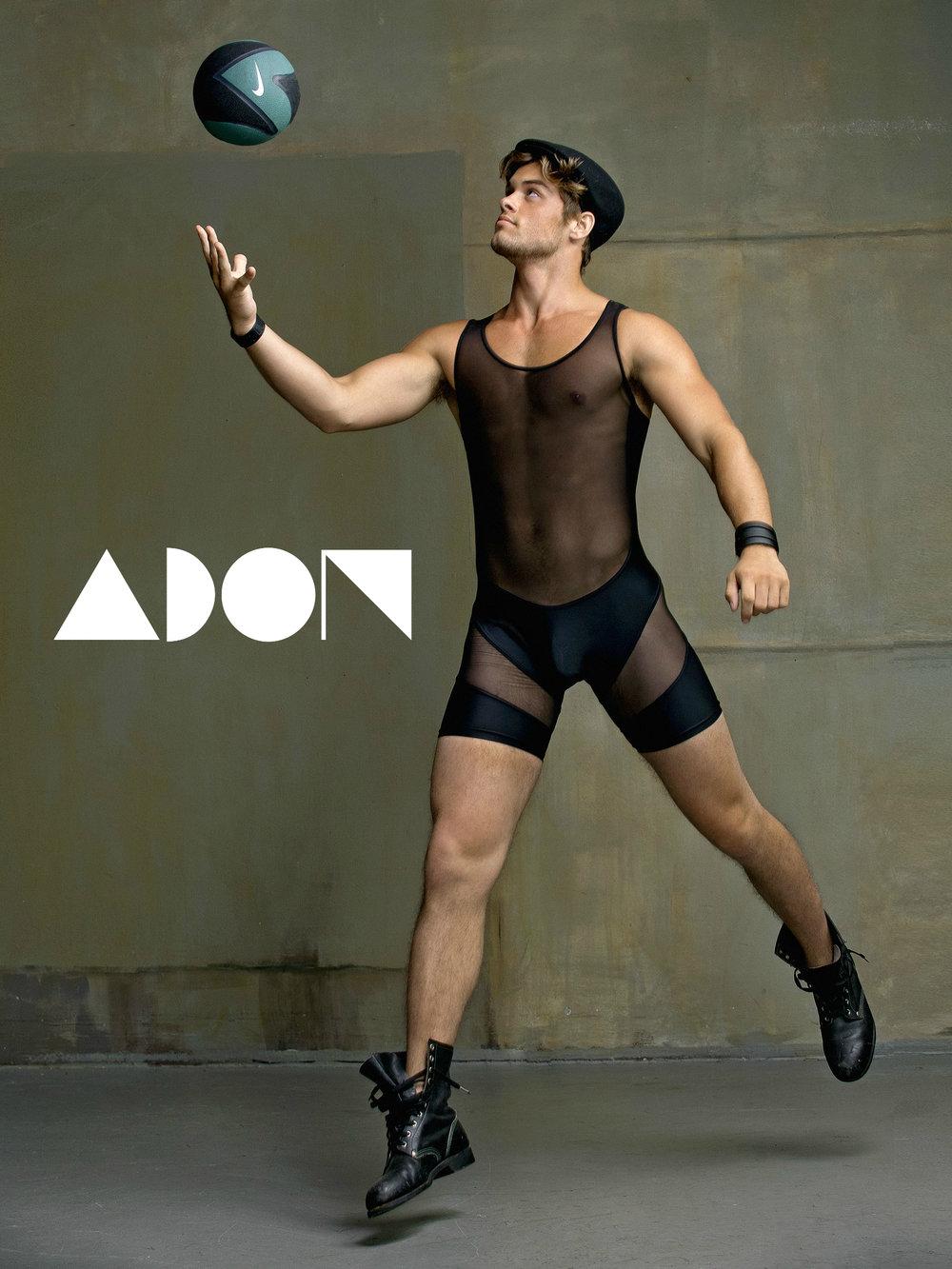 Onesie: N2N Bodywear Ball: Nike Boots: Army Surplus