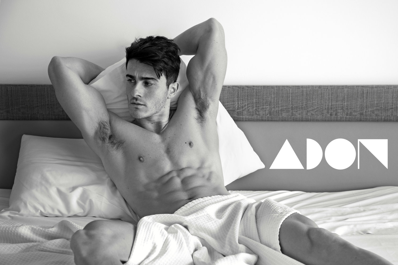Adon Exclusive: Model Andreas O'Neil By Andreas Constantinou