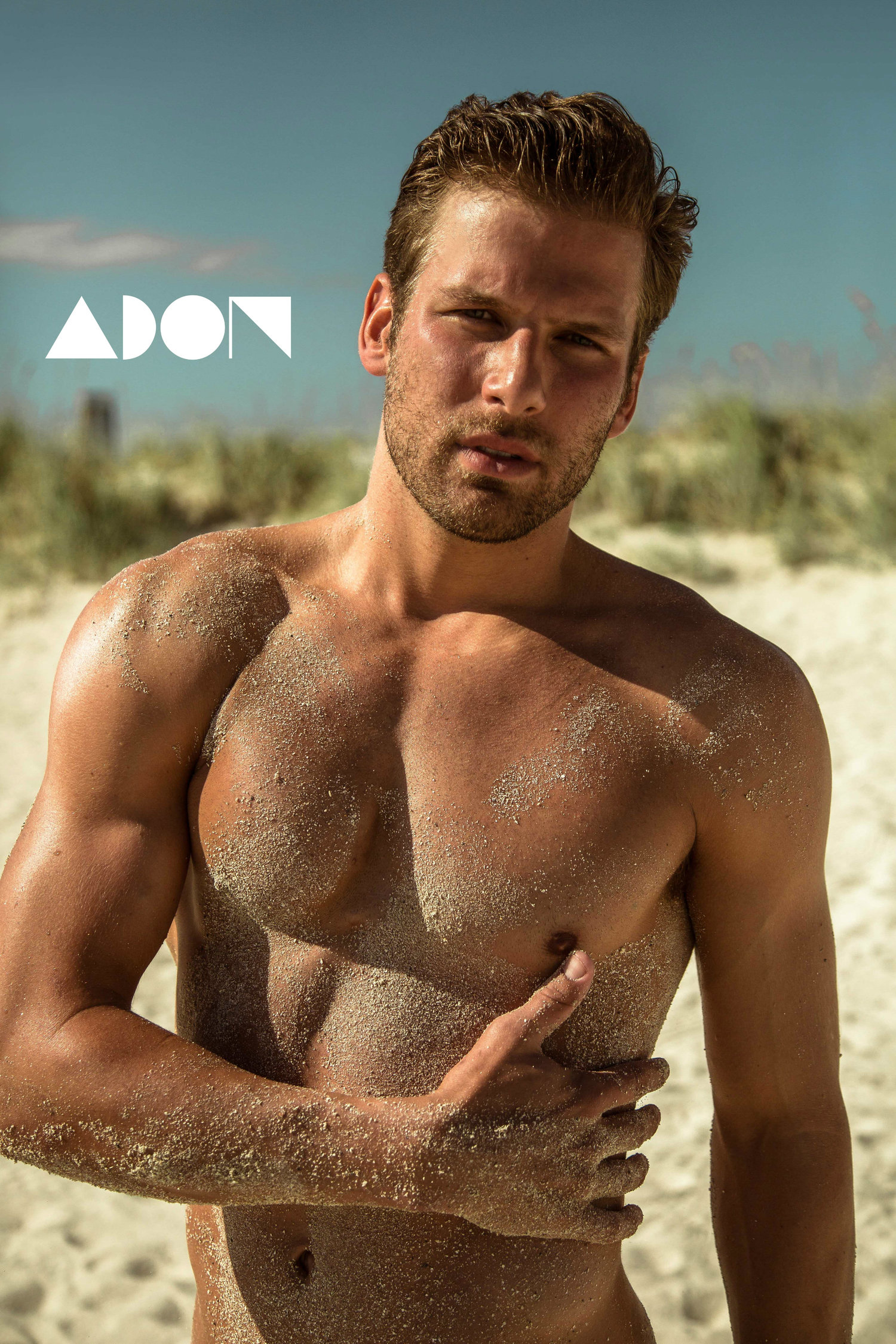 Adon Exclusive: Model Stephen Marks By West Phillips