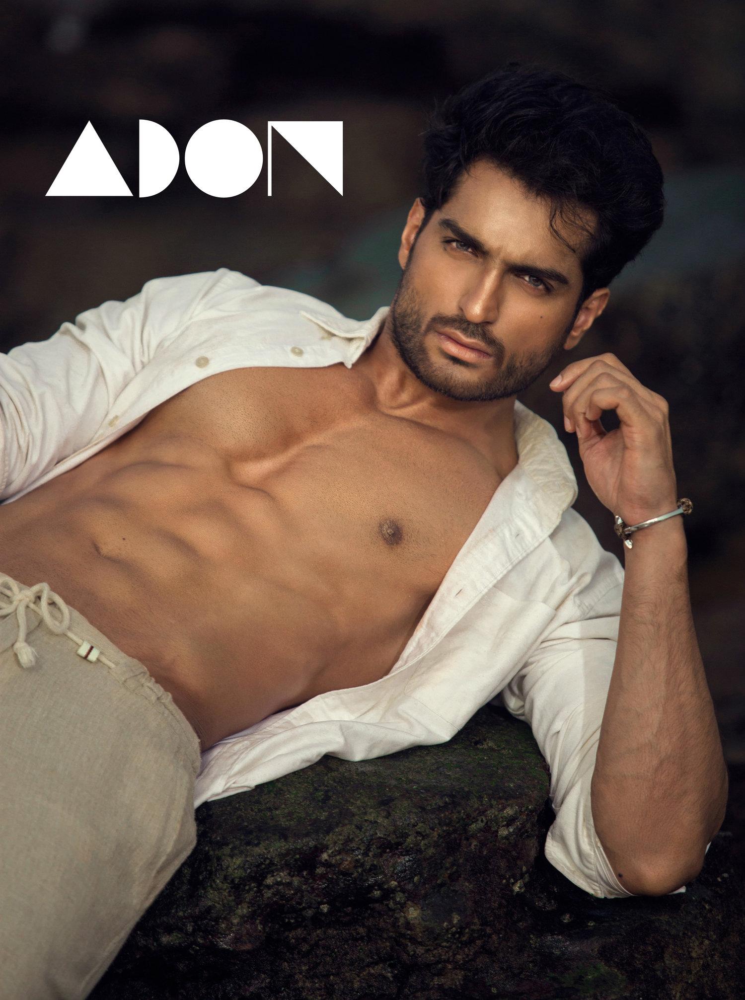 Adon Exclusive: Model Omer Shehzad By Khawer Jadoon