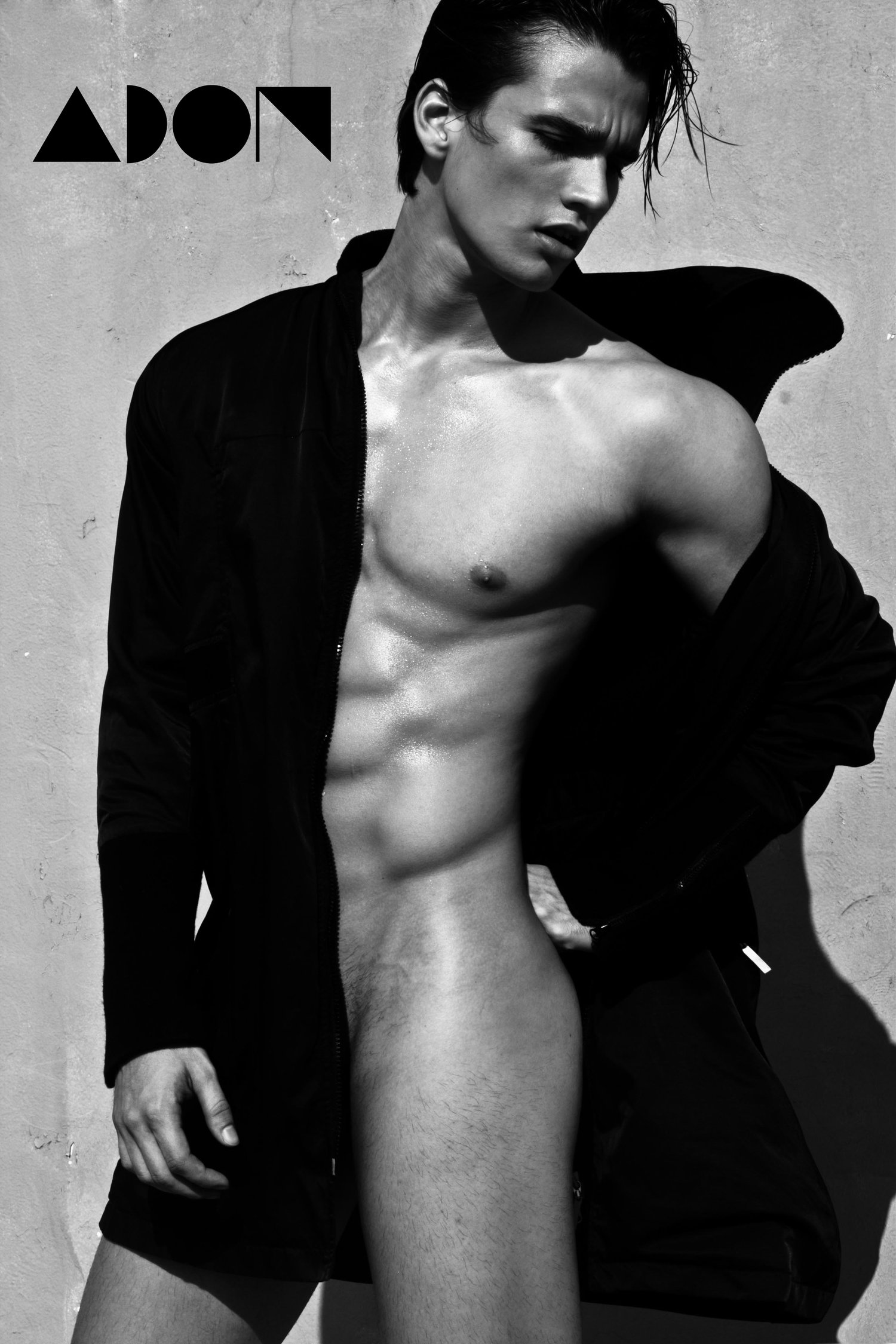 Adon Exclusive: Model Hans Weiser By Xram Ragde