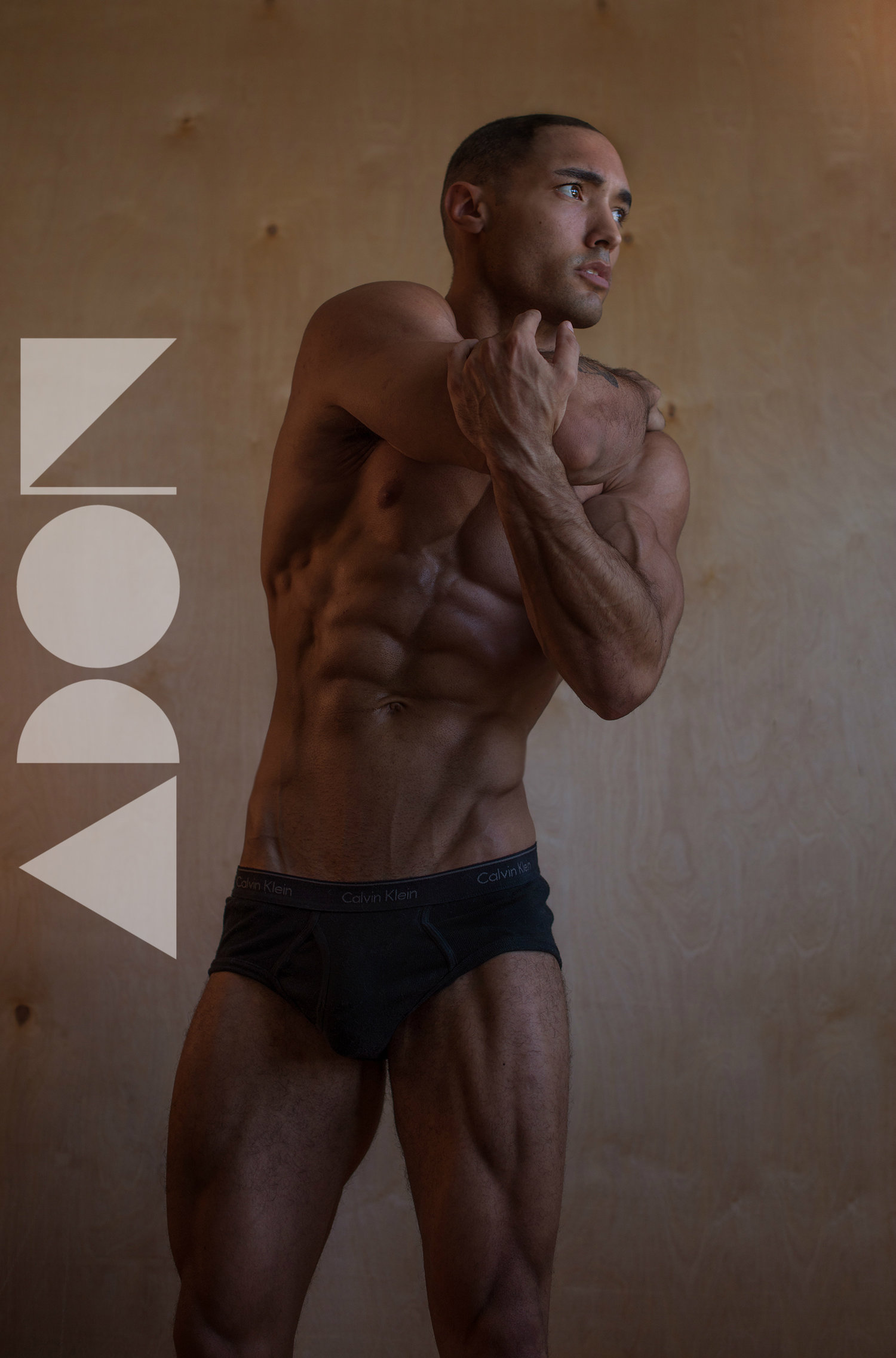 Adon Exclusive: Model Jason Fackelmayer By Frank Marando