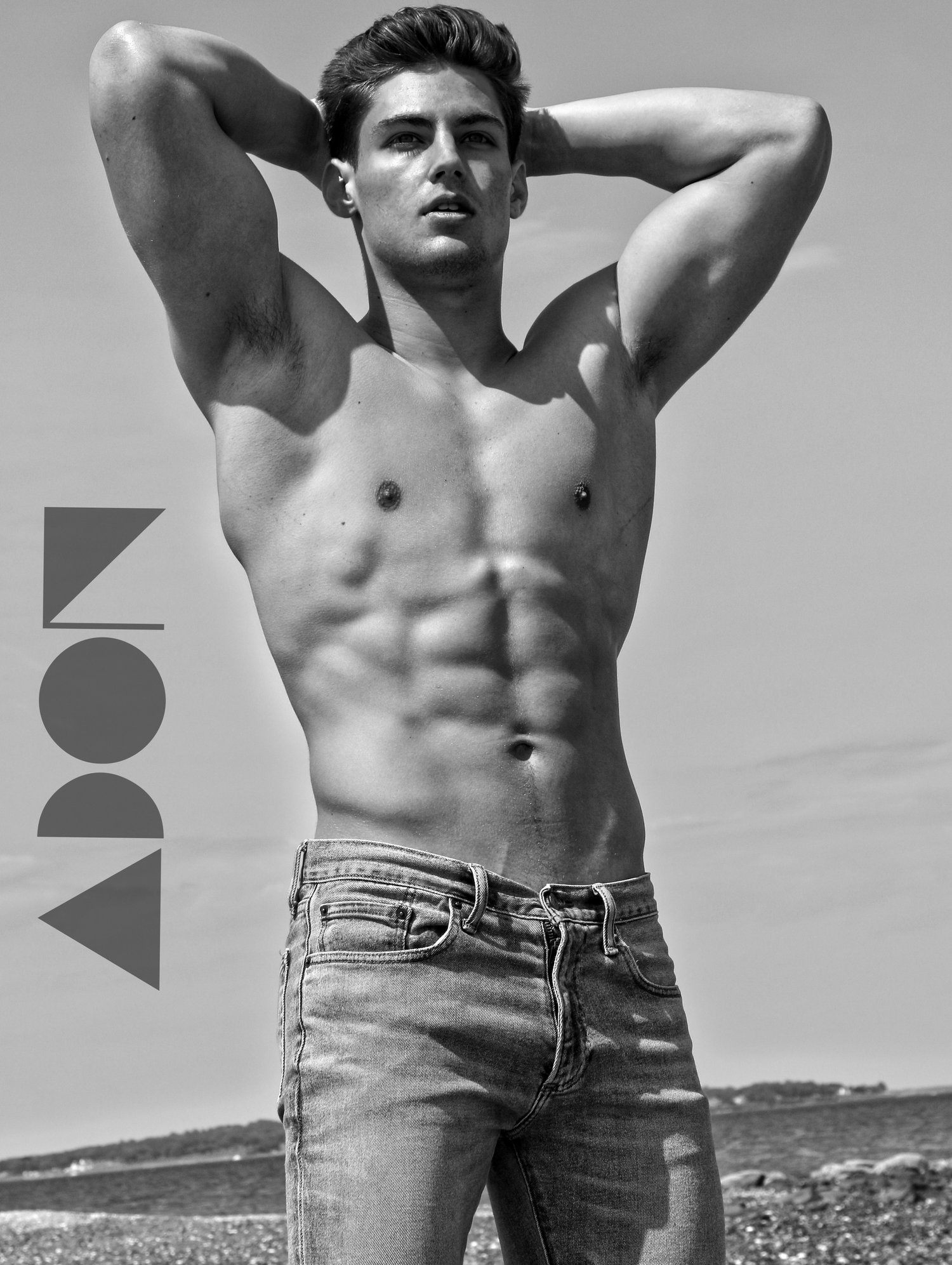 Adon Exclusive: Model Matthew Simos Chamberlin By GPImagery