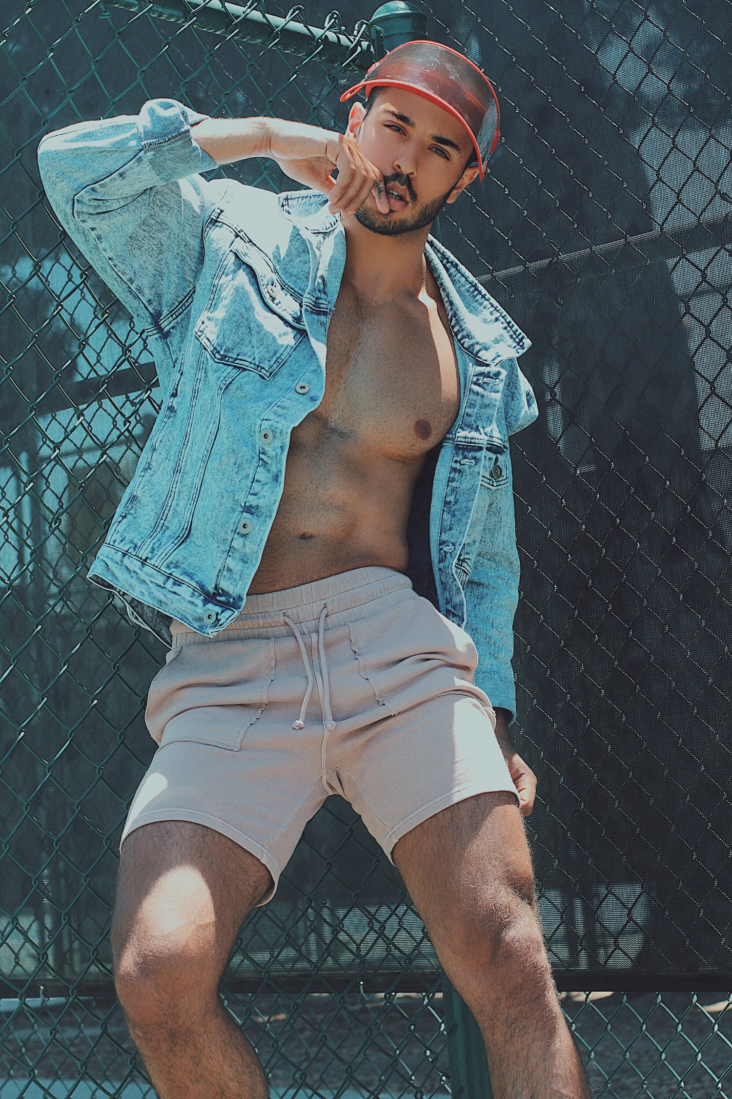 Adon Exclusive: Model Giuseppe Geofre By Luis Lucas
