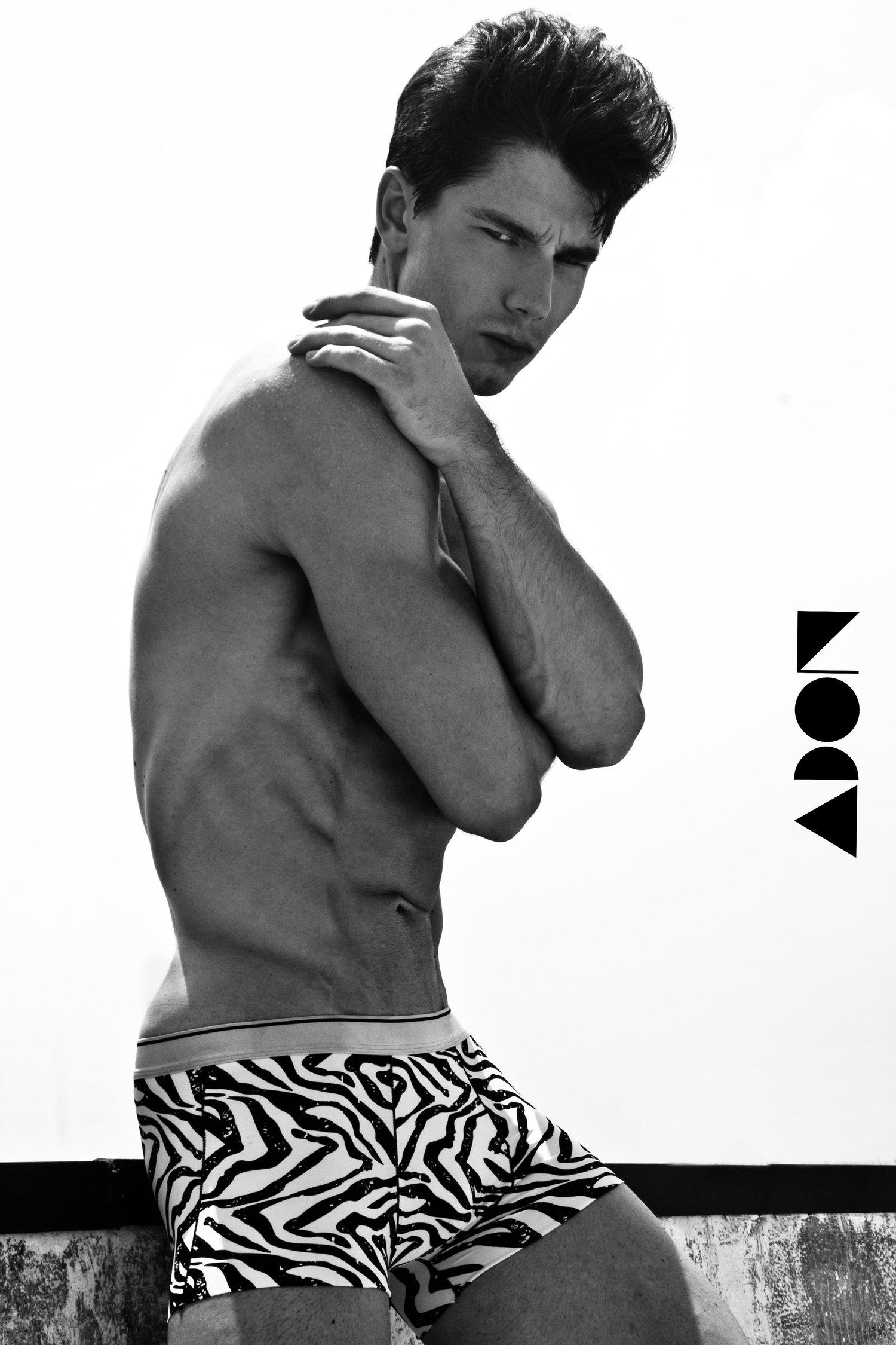 Adon Exclusive: Model Mitya Ku By Xram Ragde