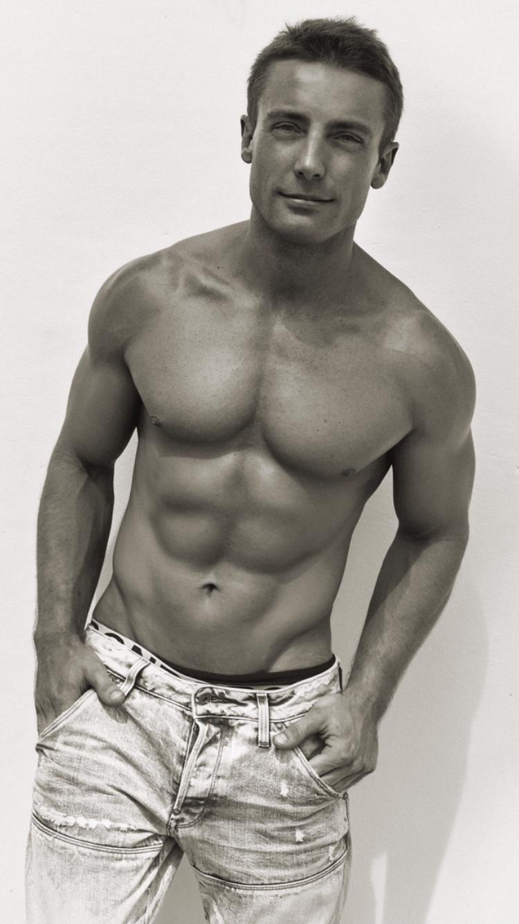 Adon Exclusive: Model Dwayne Mullins By Bernard Gueit