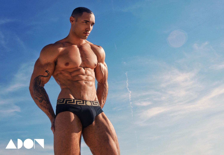 Adon Exclusive: Model JB Fack By Mattheus Lian