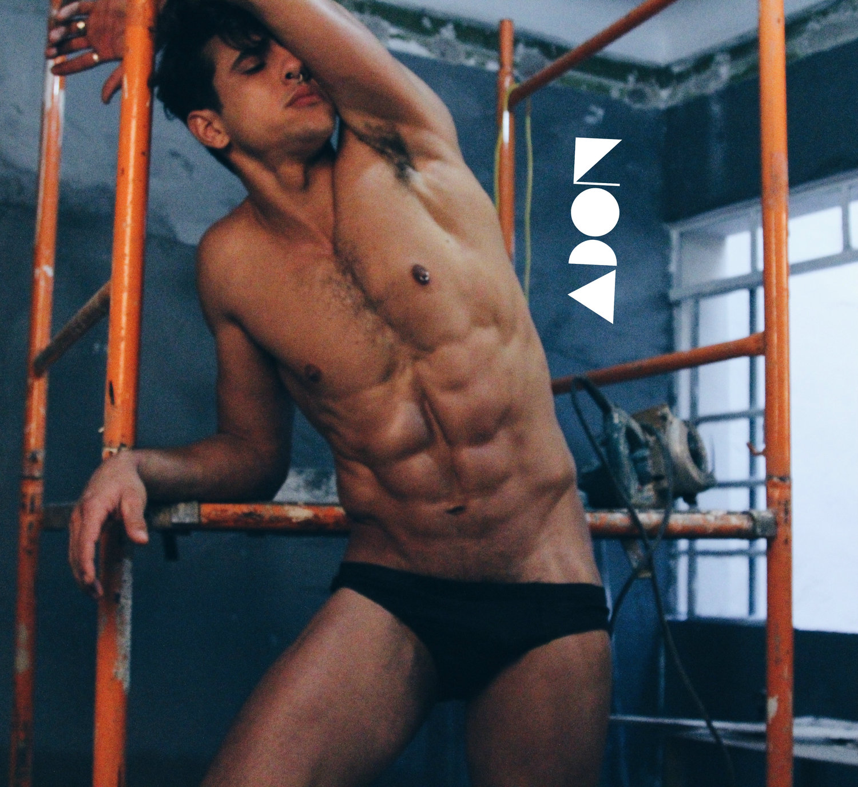 Adon Exclusive: Model Vinicius Severo By Ton Gomes