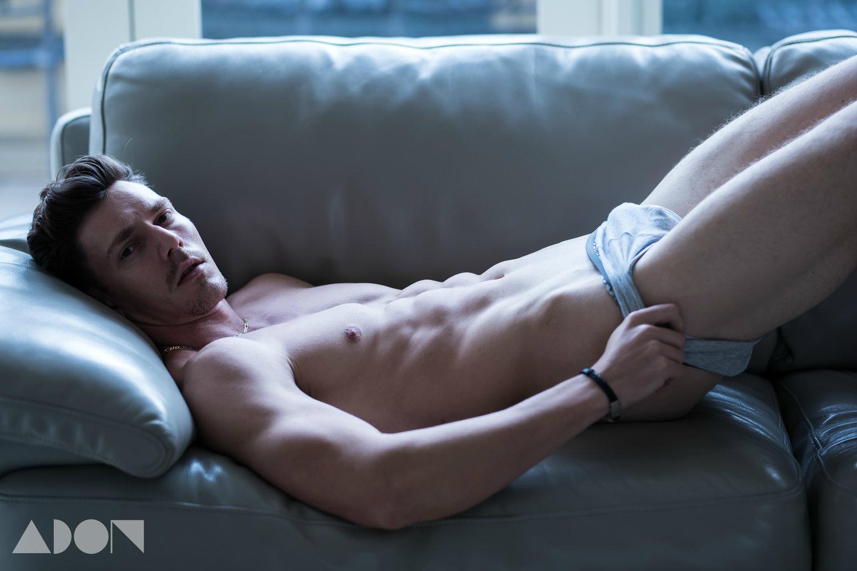 Adon Exclusive: Model Jeremy Lemercier By Nick J Elias