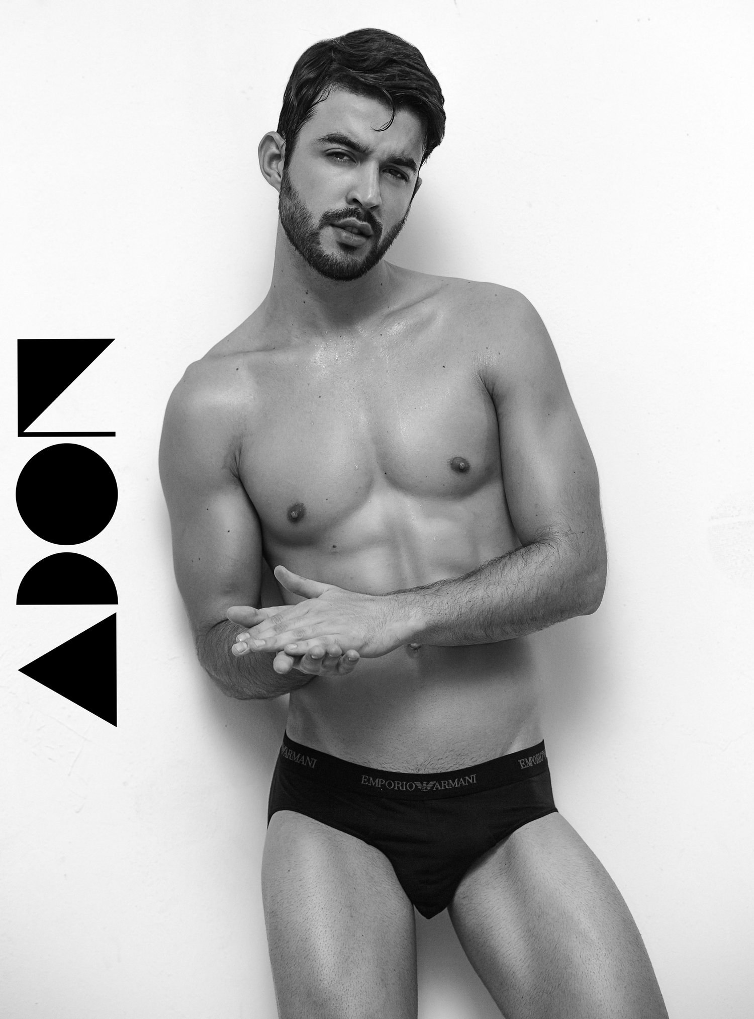 Adon Exclusive: Model Rafael Alexandre By Jason Oung