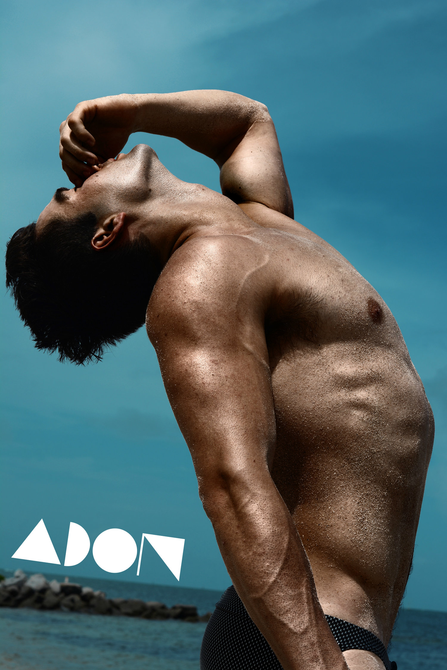 Adon Exclusive: Model Rafael Rey By Stevan Reyes