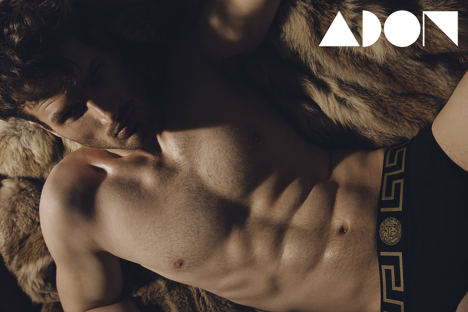Adon Exclusive: Model David Koch By Kamil Rutkowski