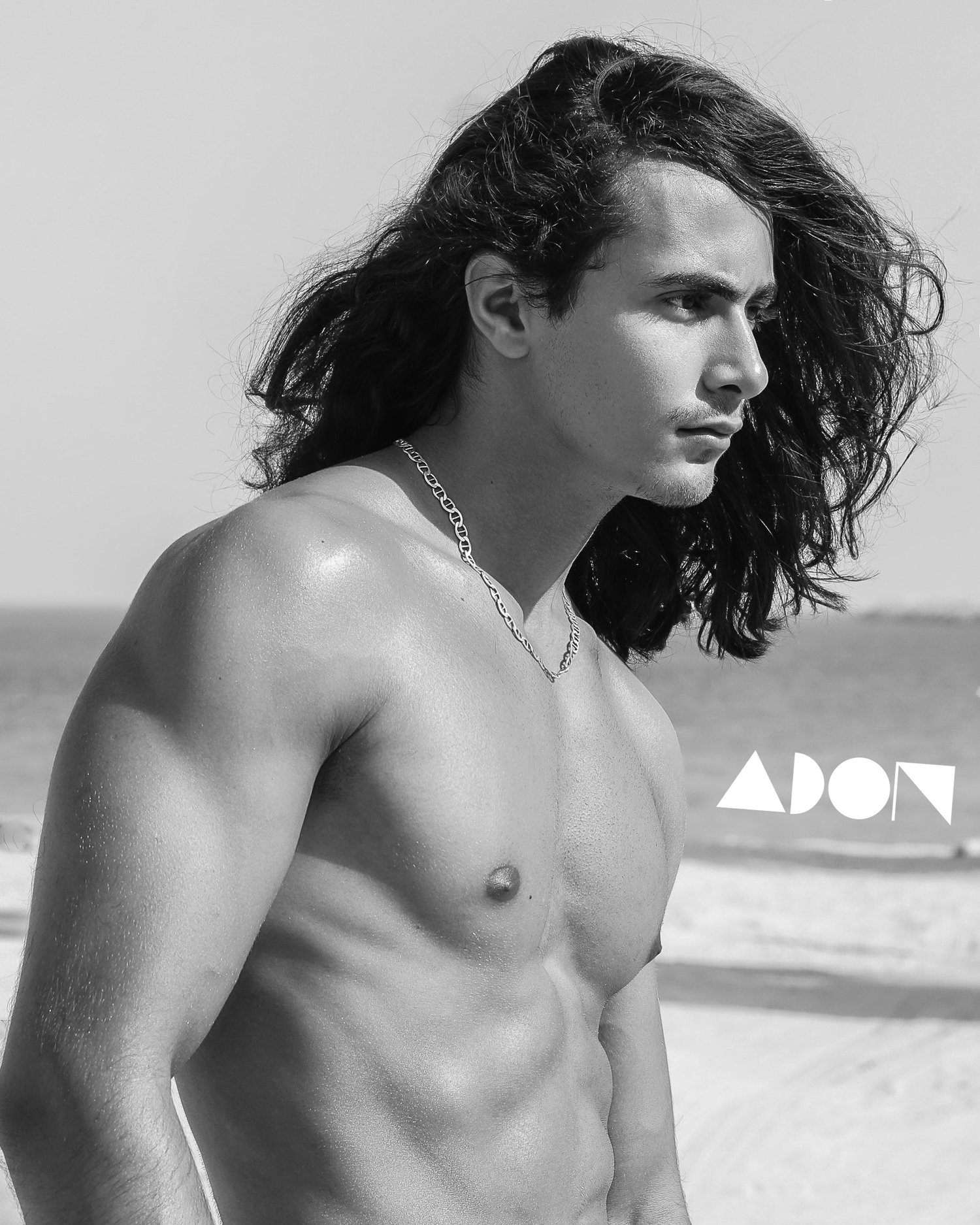 Adon Exclusive: Model Saif By Ronaldo Mercado
