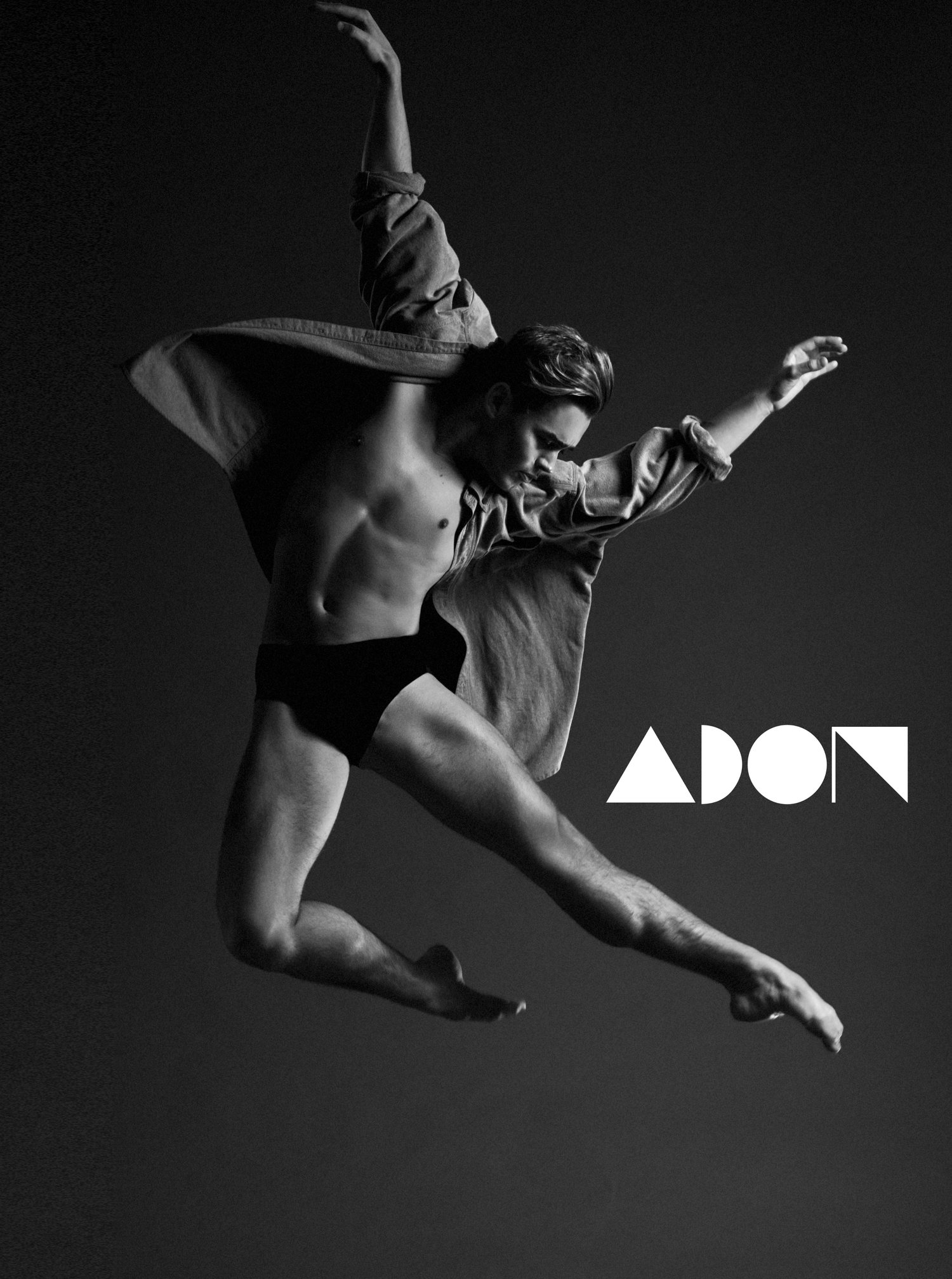 Adon Exclusive: Model Danny Fogarty By Darren Skene