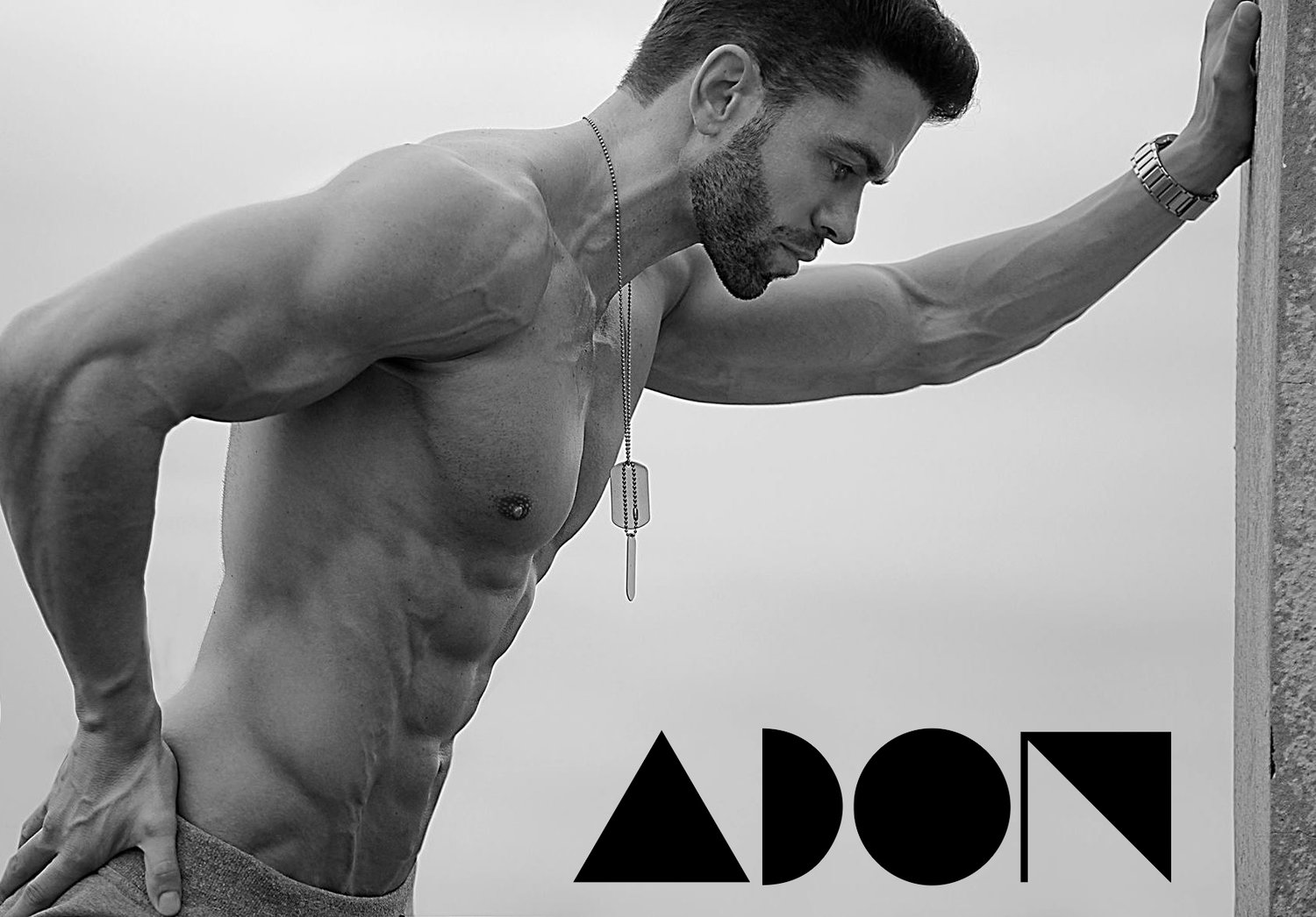 Adon Exclusive: Model Miro Slavzikic
