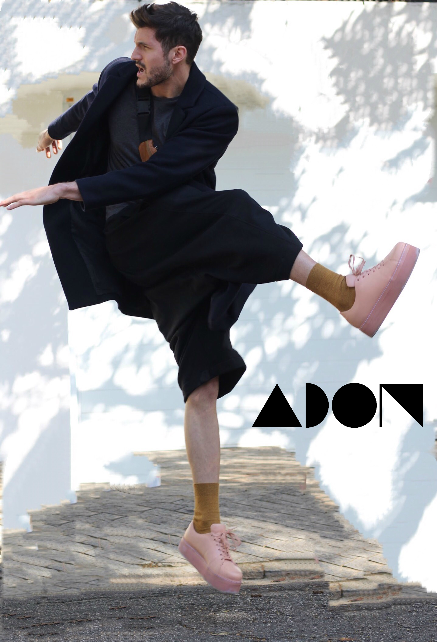 Adon Exclusive: Model Lucas Montila By Ton Gomes