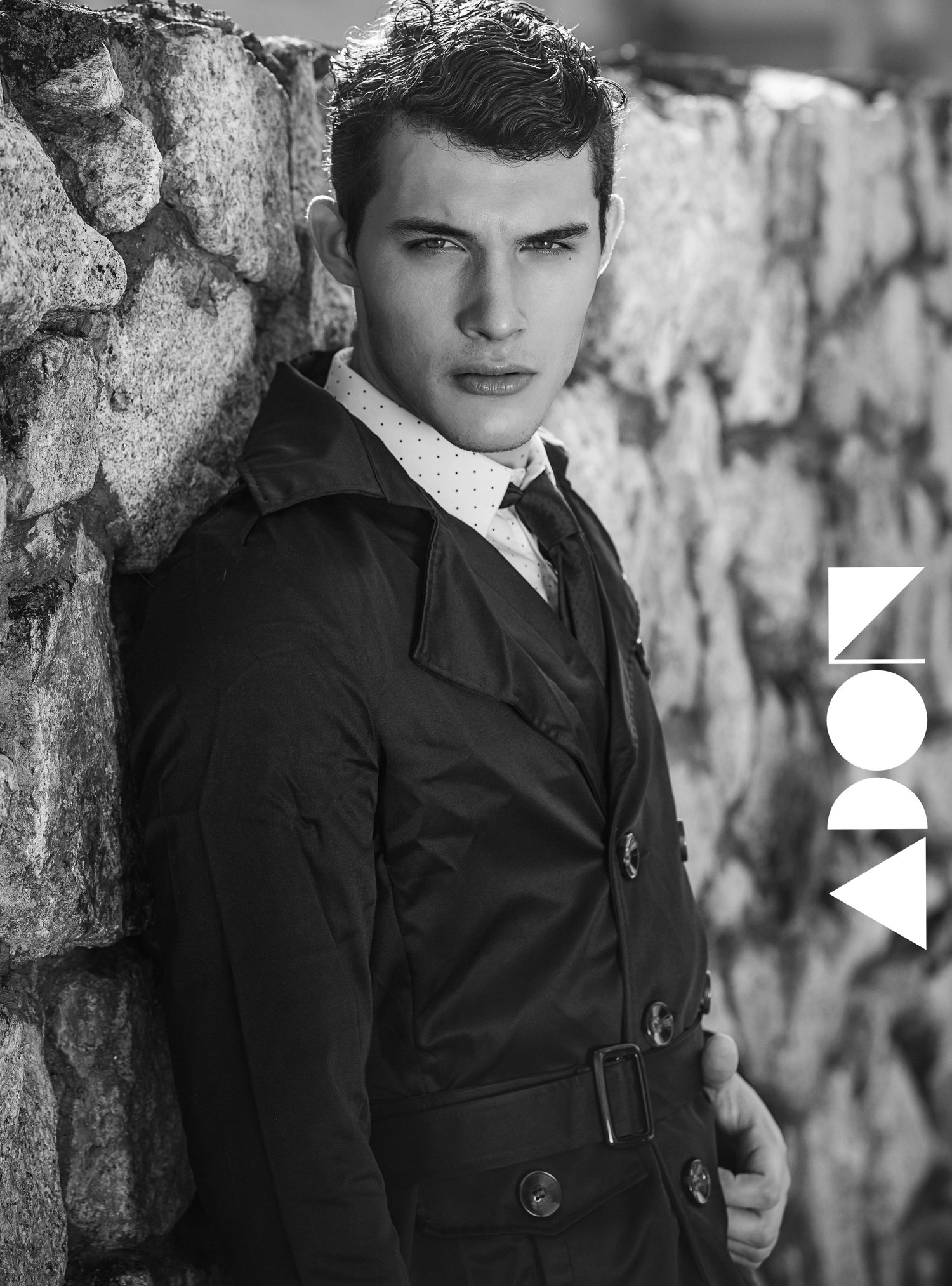 Adon Exclusive: Model Ivan Geringer By Jason Oung
