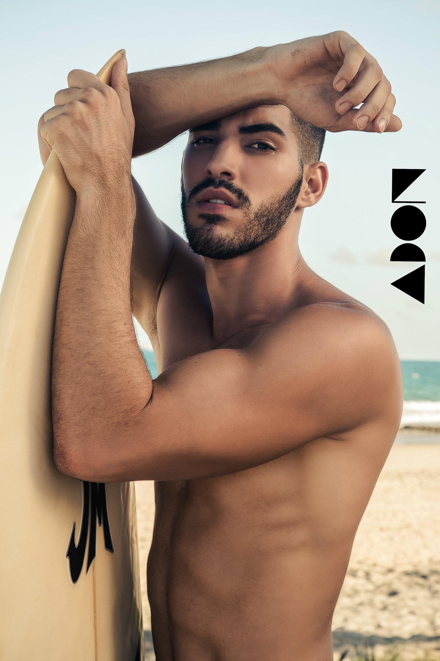 Adon Exclusive: Model Mattheus Berto By Yraq Lima