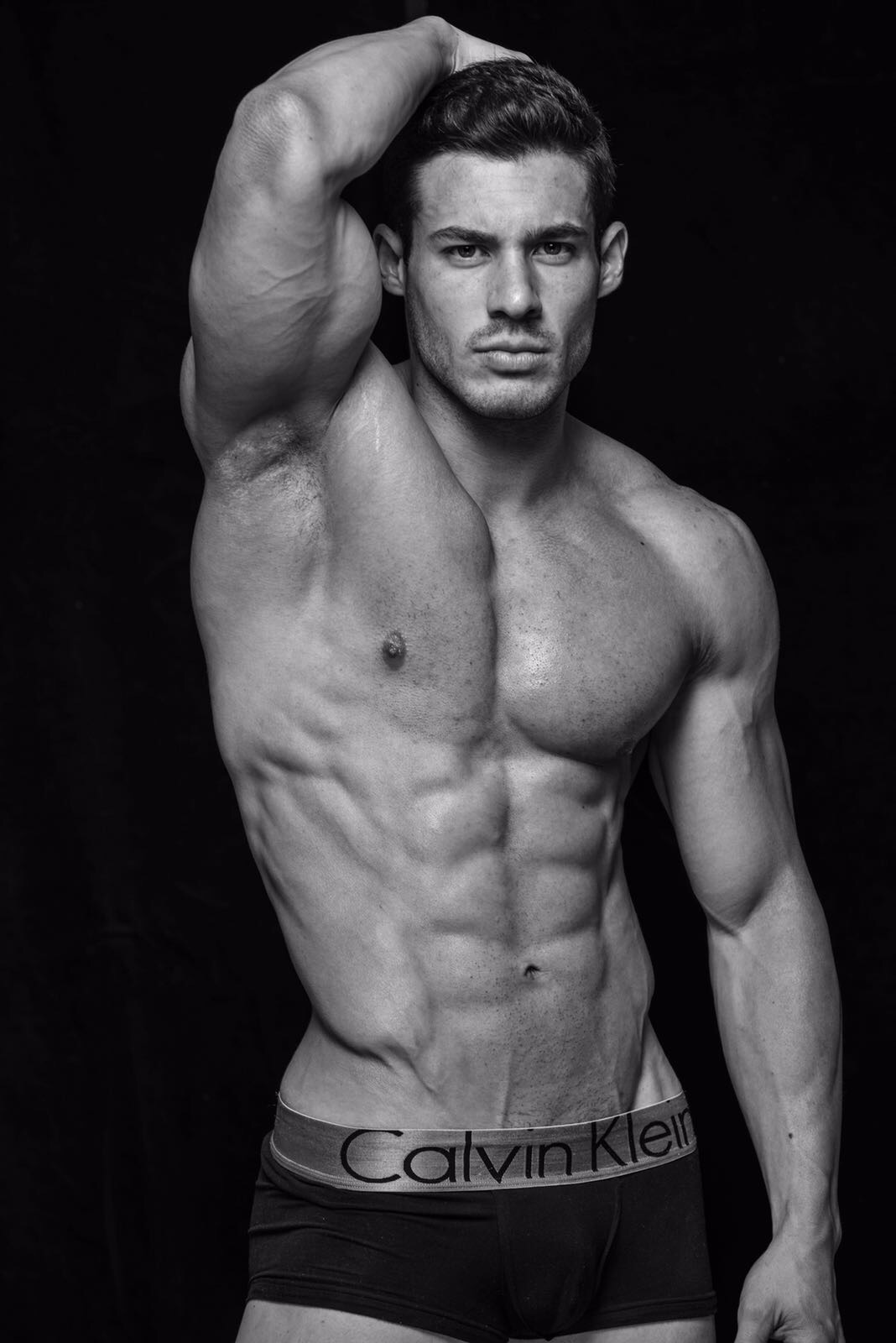 Adon Exclusive: Model David Sanz By Diego Velazquez