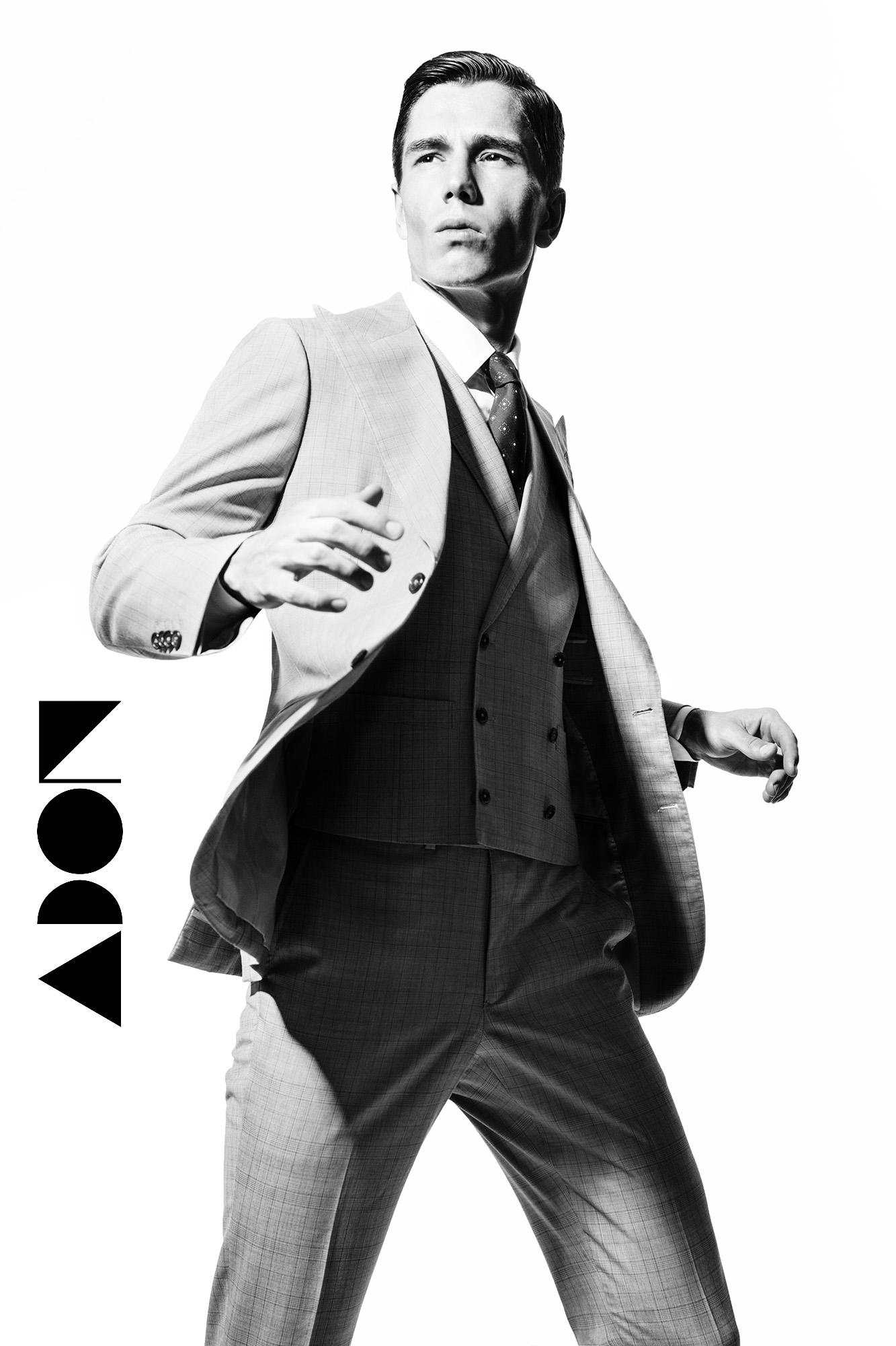 Adon Exclusive: Model Mitya Ku By Yulia Hordienko