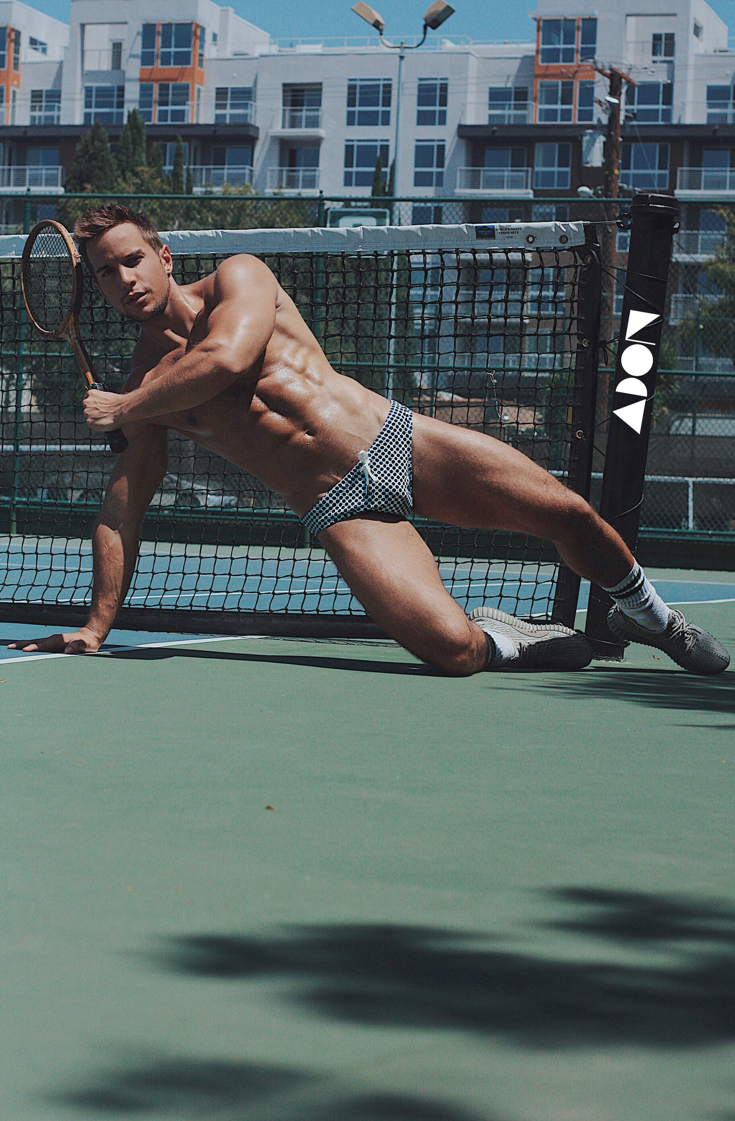 Adon Exclusive: Model Matt O'Brien By Luis Lucas