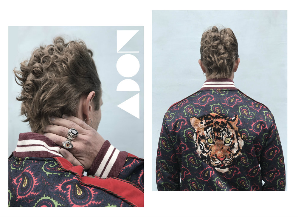 Jacket by Gucci X Mr Porter exclusive Capsule Collection