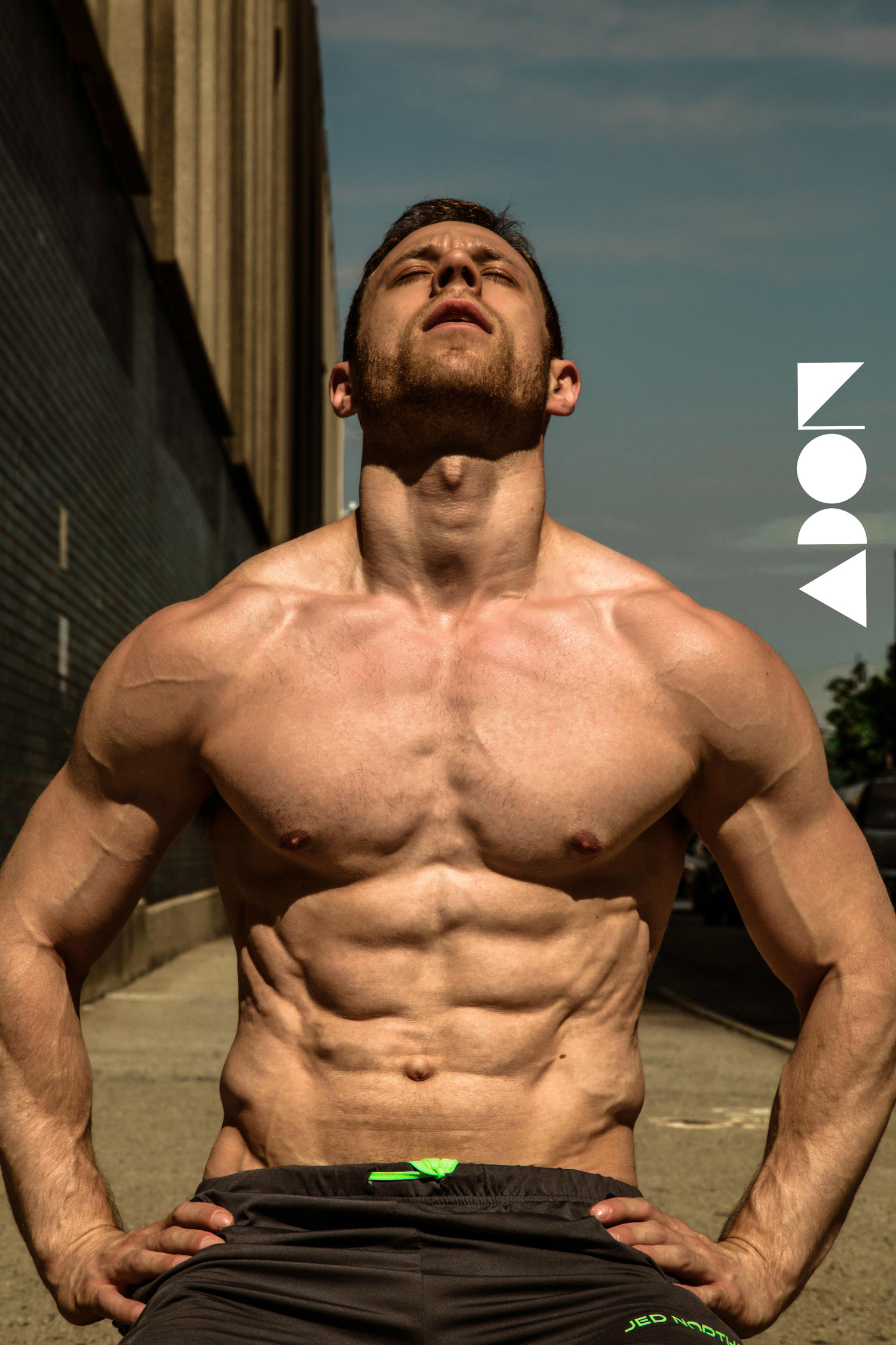 Adon Exclusive: Model Ben Unger By West Phillips