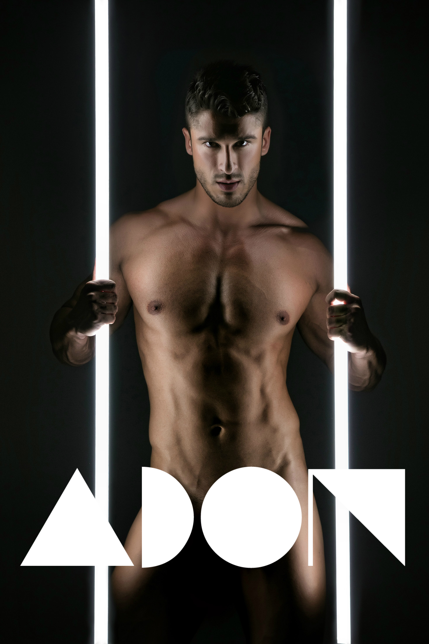 Adon Exclusive: Model David Castilla By Joan crisol