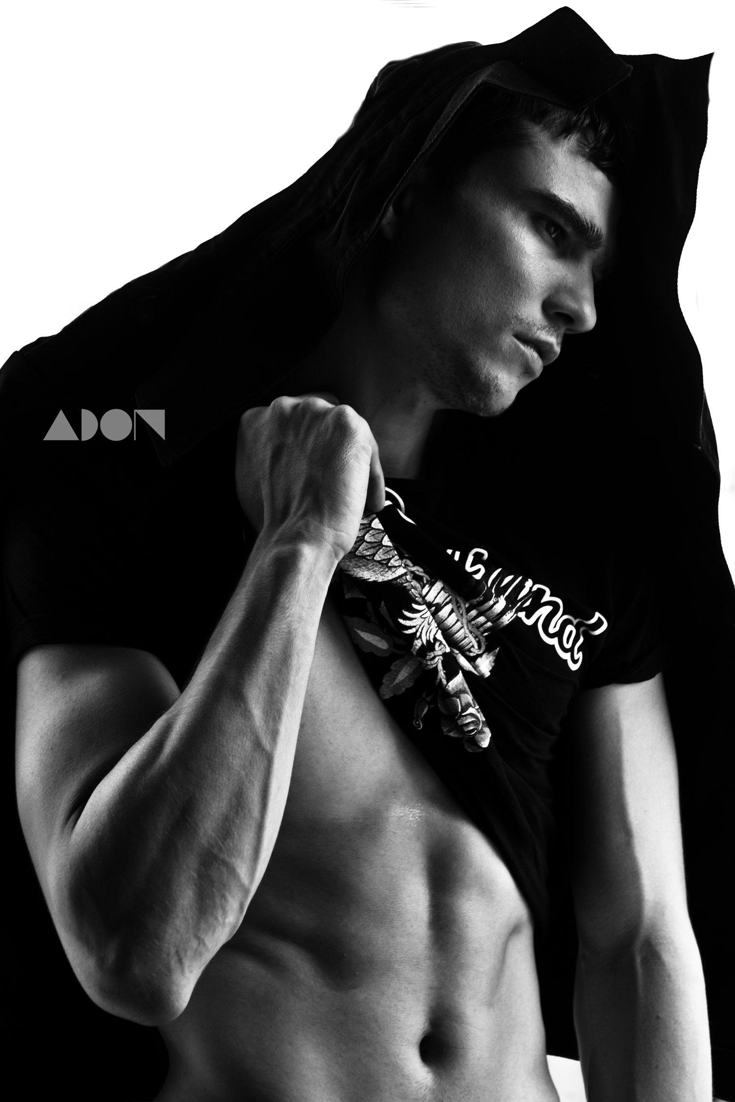 Adon Exclusive: Model Diego Biancatti By Xram Ragde