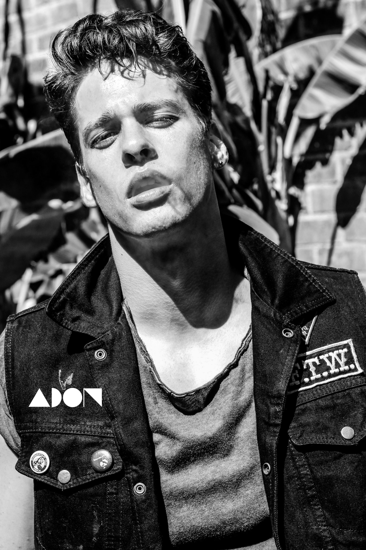 Adon Exclusive: Model Trent Culkin By Stephanie Van Burk