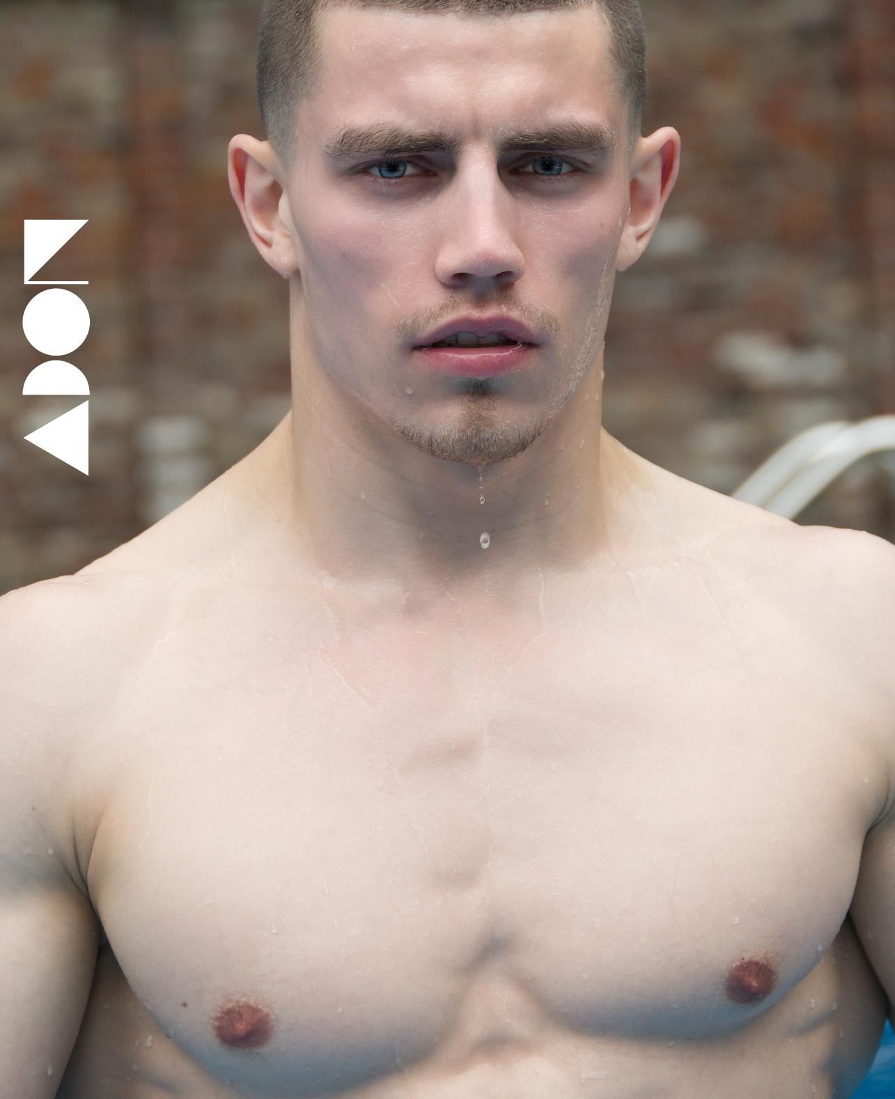 Adon Exclusive: Model Eduard Dychkovski By Paul Jamnicky