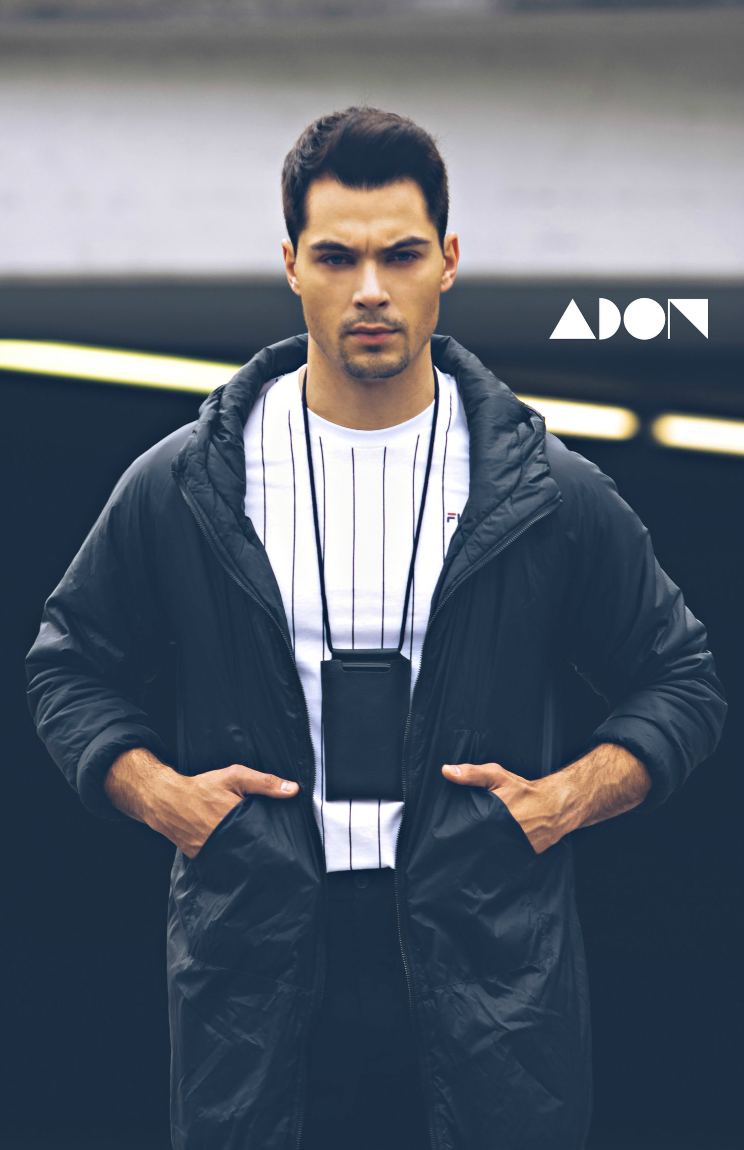 Adon Exclusive: Model Markus Schäfer By Felix Sattel