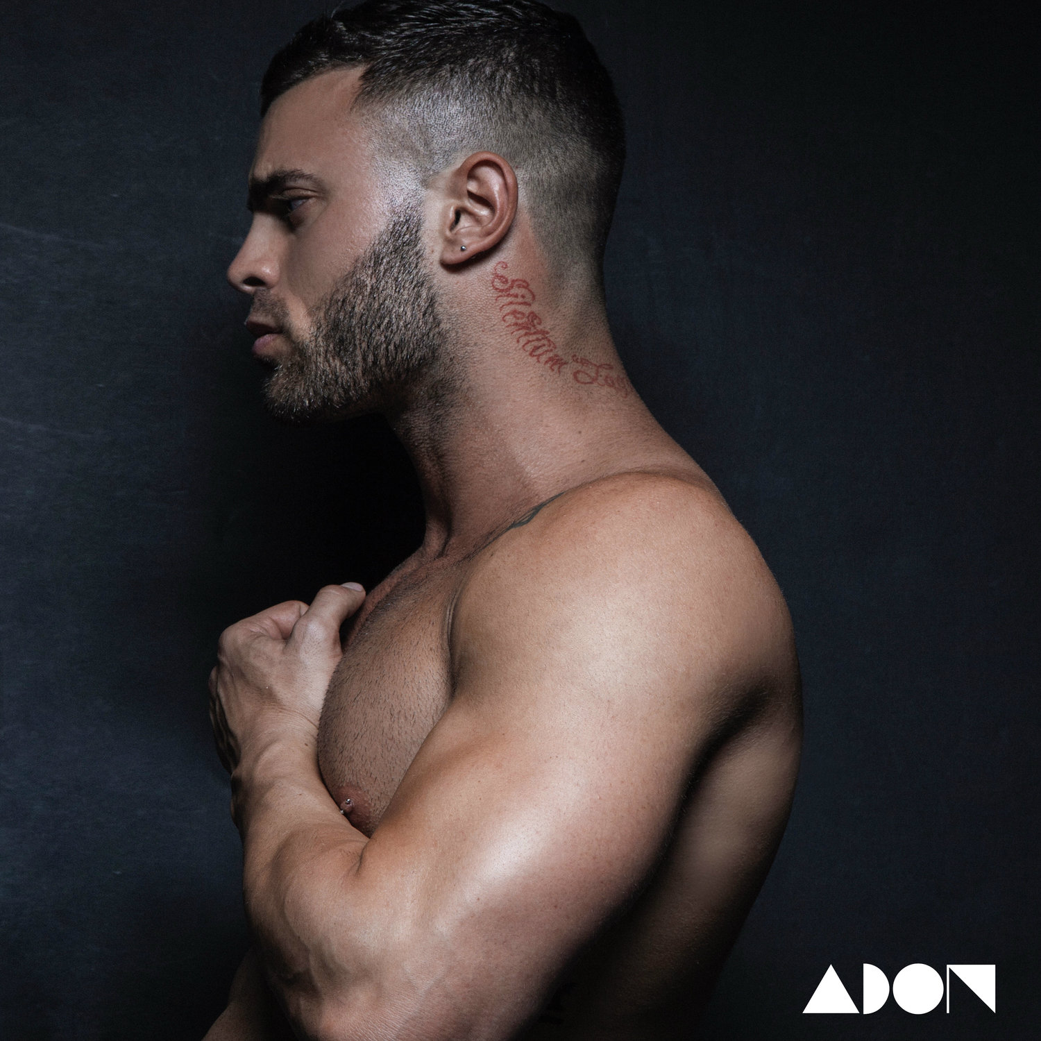 Adon Exclusive: Model Corvin By Rick Day