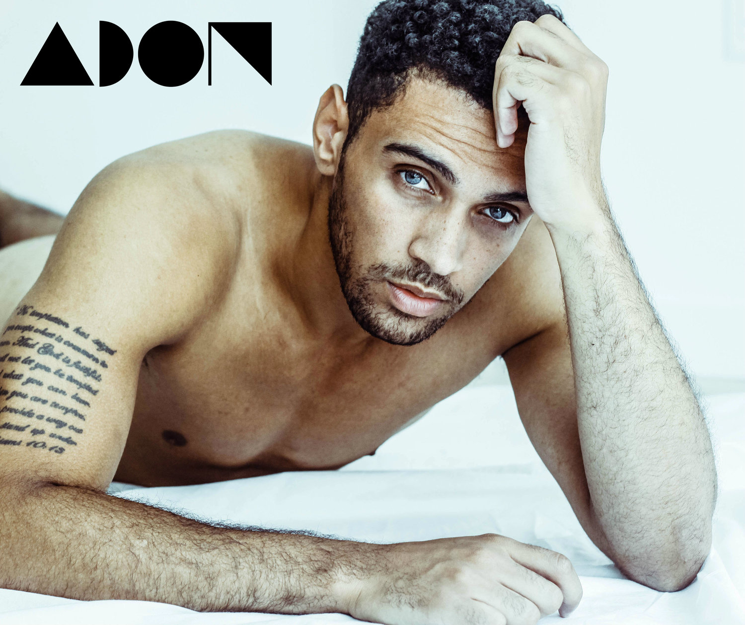 Adon Exclusive: Model Michael J Middleton By Chaniel Andran