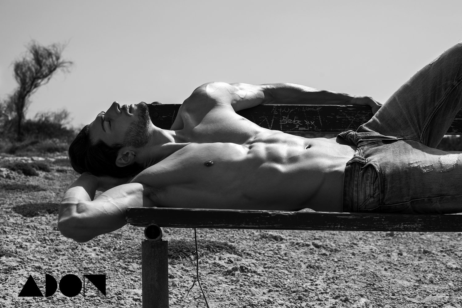 Adon Exclusive: Model Giuseppe Commisso By Stavros Christodoulou