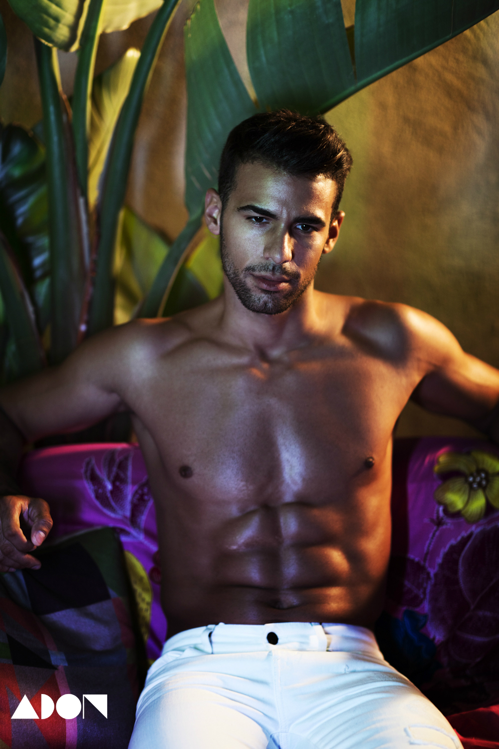 Adon Exclusive: Model Ben Fernandez By Braden Summers