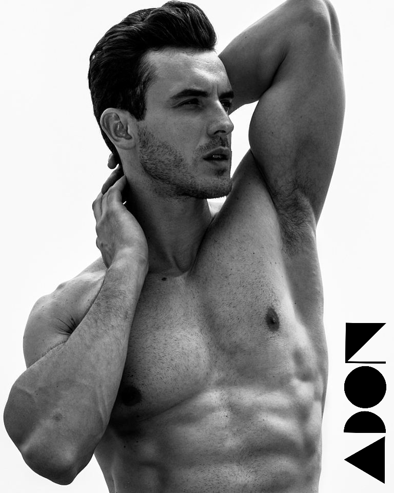 Adon Exclusive: Model Thomas Indra