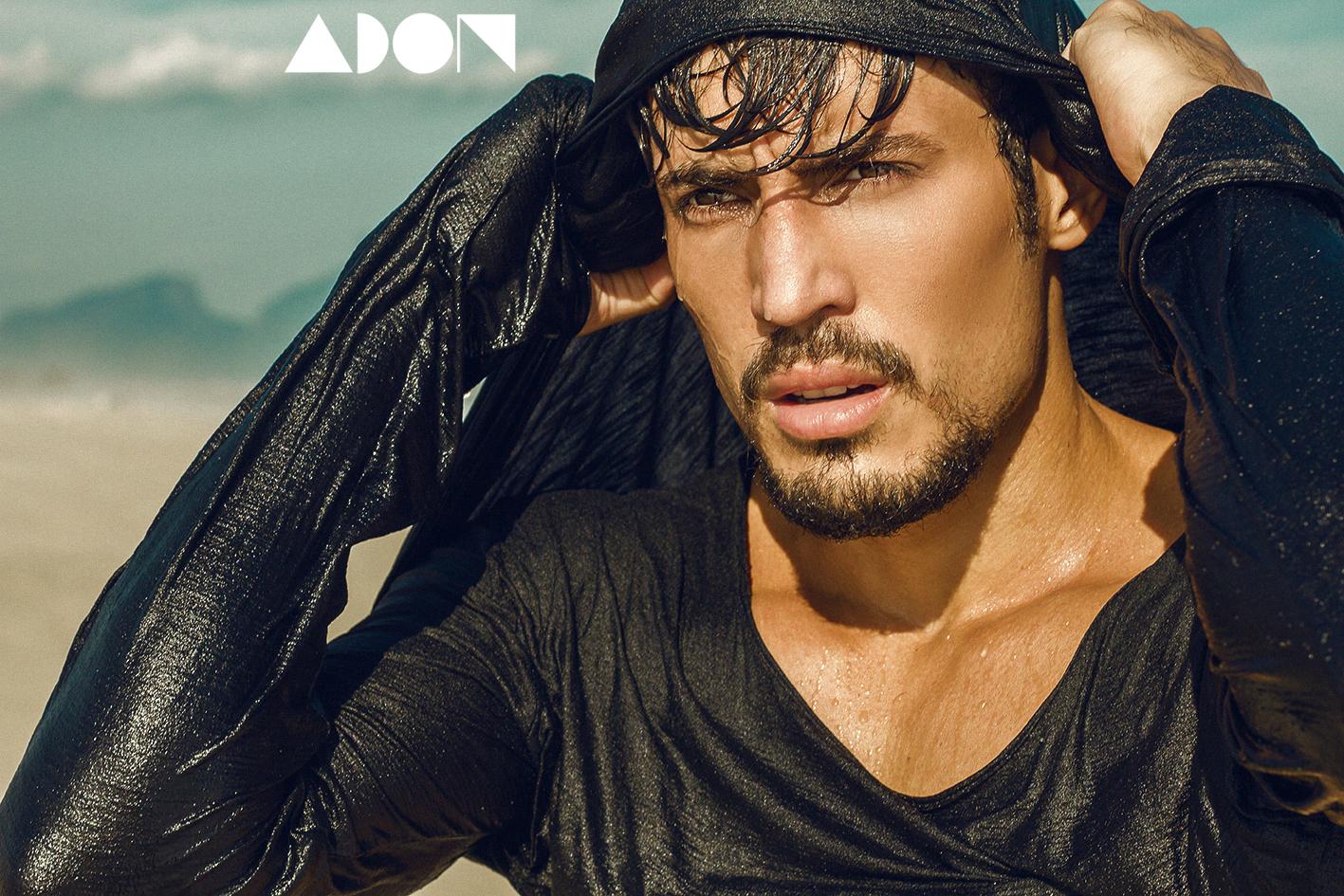 Adon Exclusive: Model HONORATO BABINSKI By SERGIO BAIA