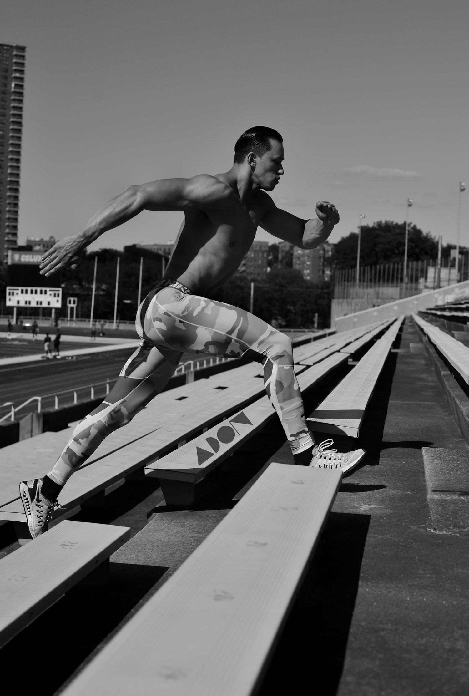 Adon Exclusive: Model Dmytro Paladii By Frank Marando