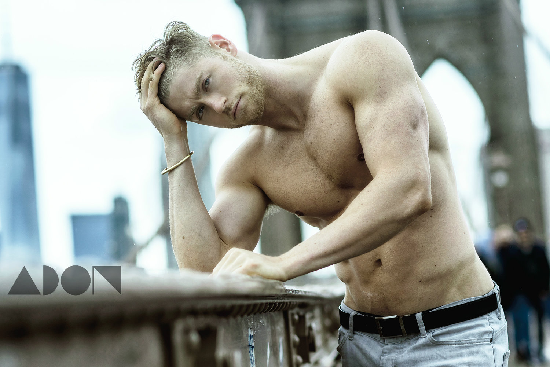 Adon Exclusive: Model Patrick Henning By Armando Adajar