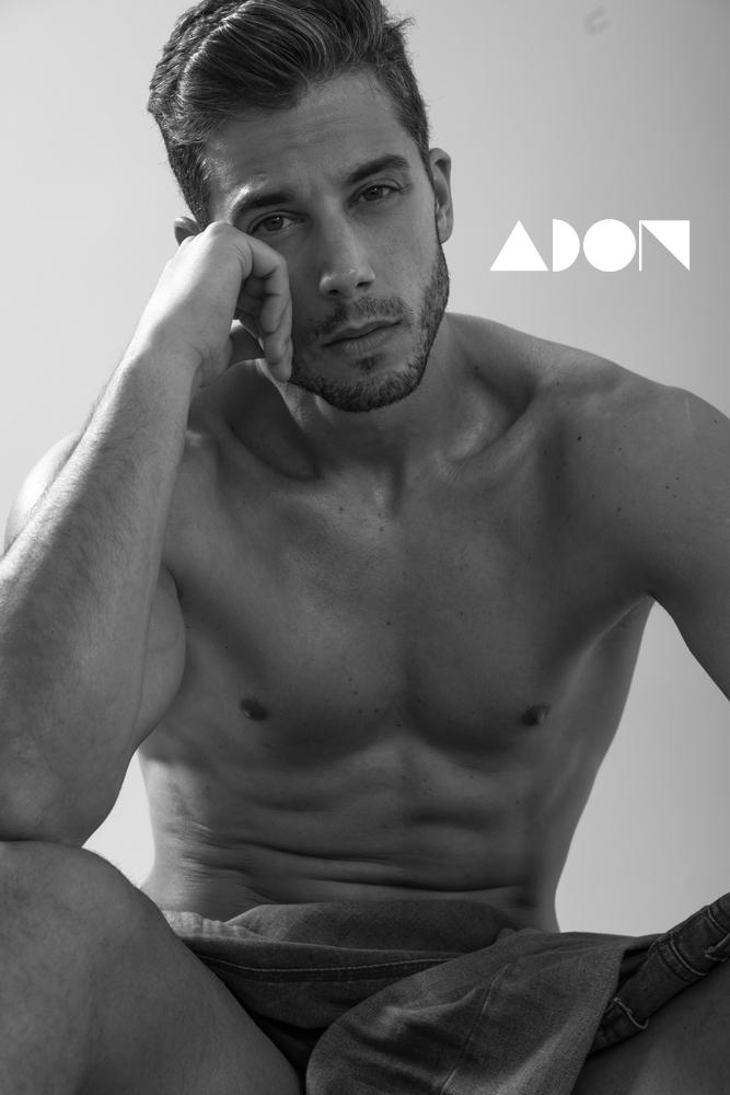 Adon Exclusive: Model Rodrigo Zanon By Diego Fierce