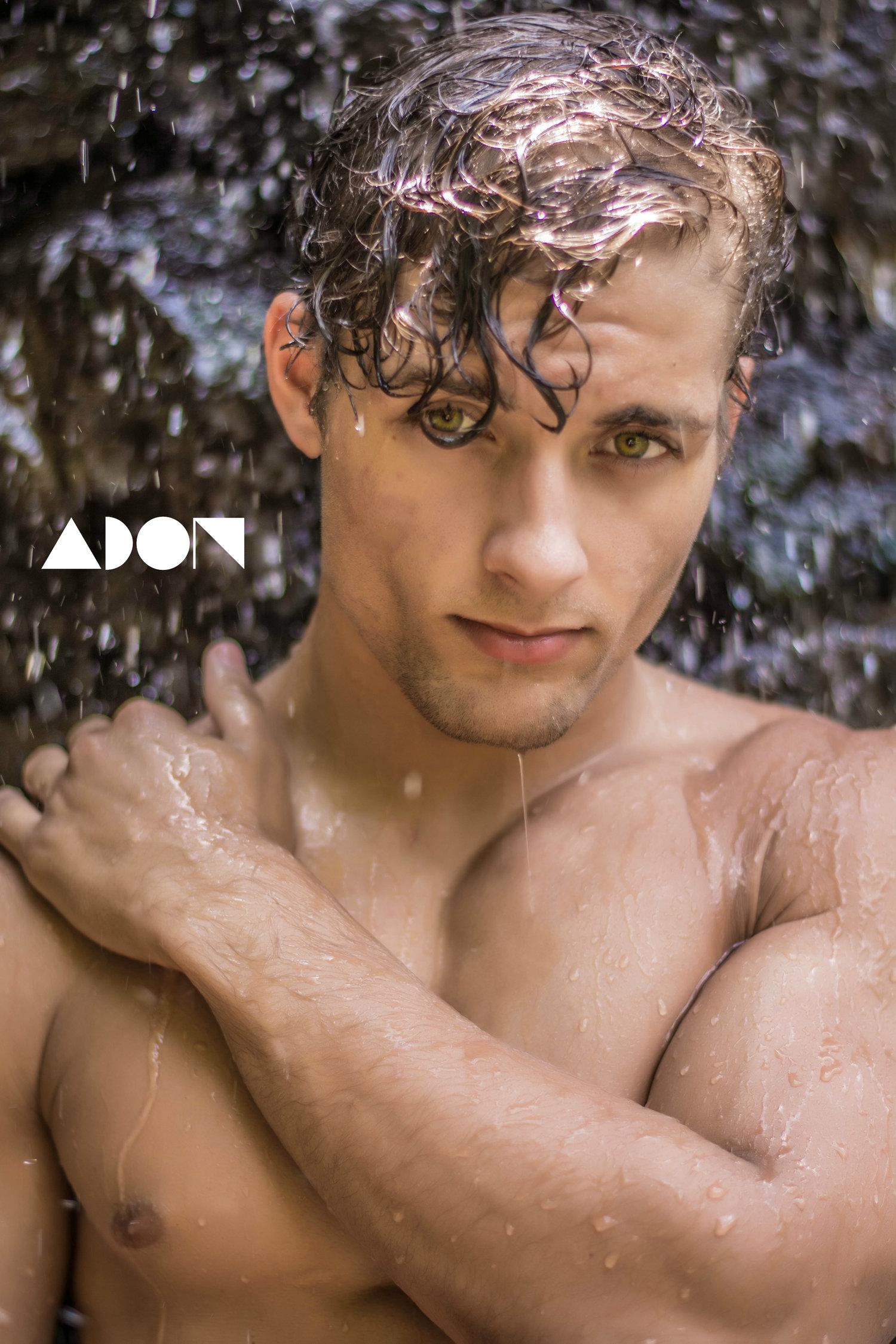 Adon Exclusive: Model Jordan Alexander By Nathan Scott