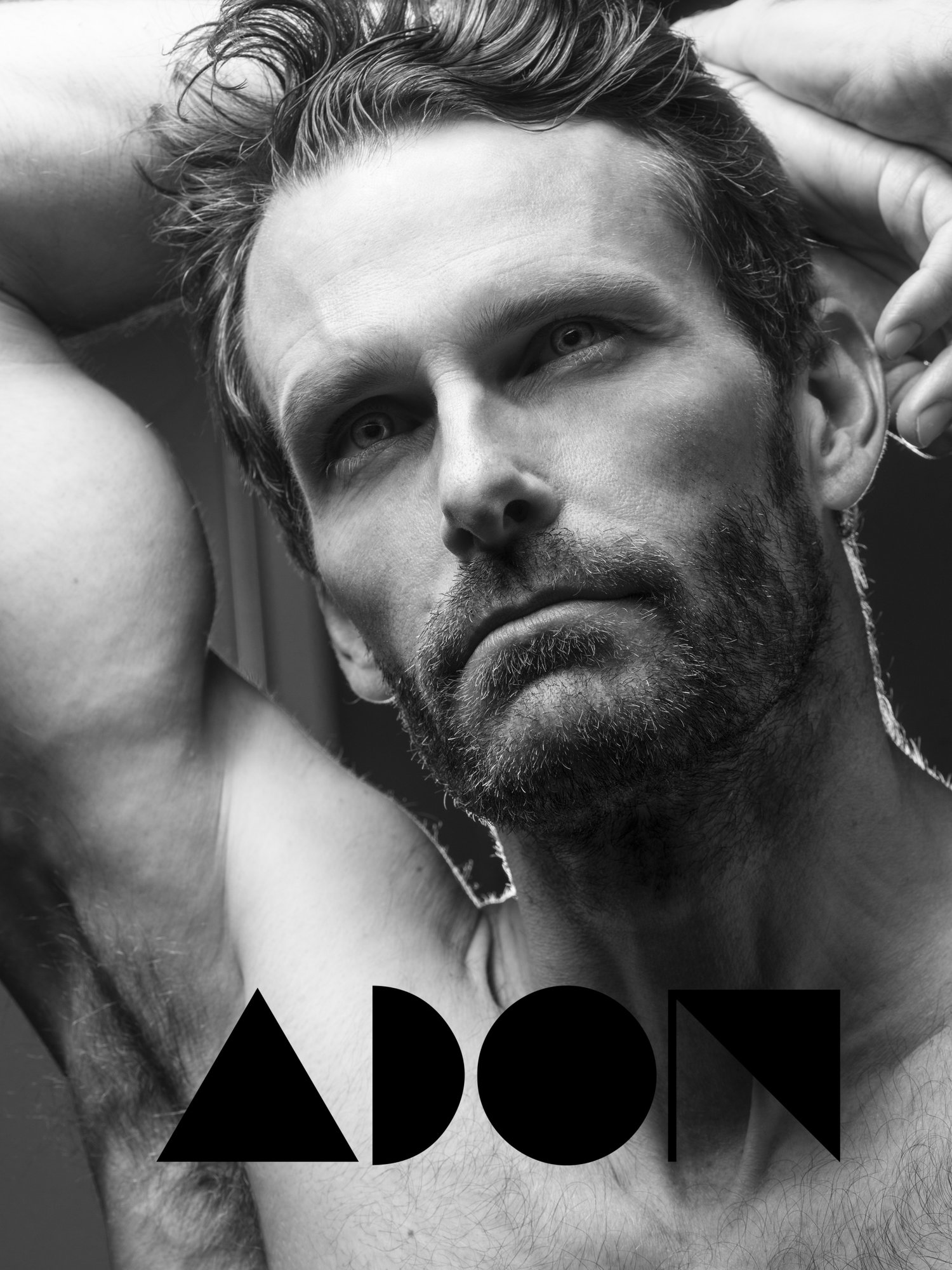 Adon Exclusive: Model Jayson Glick By Walter Tabayoyong