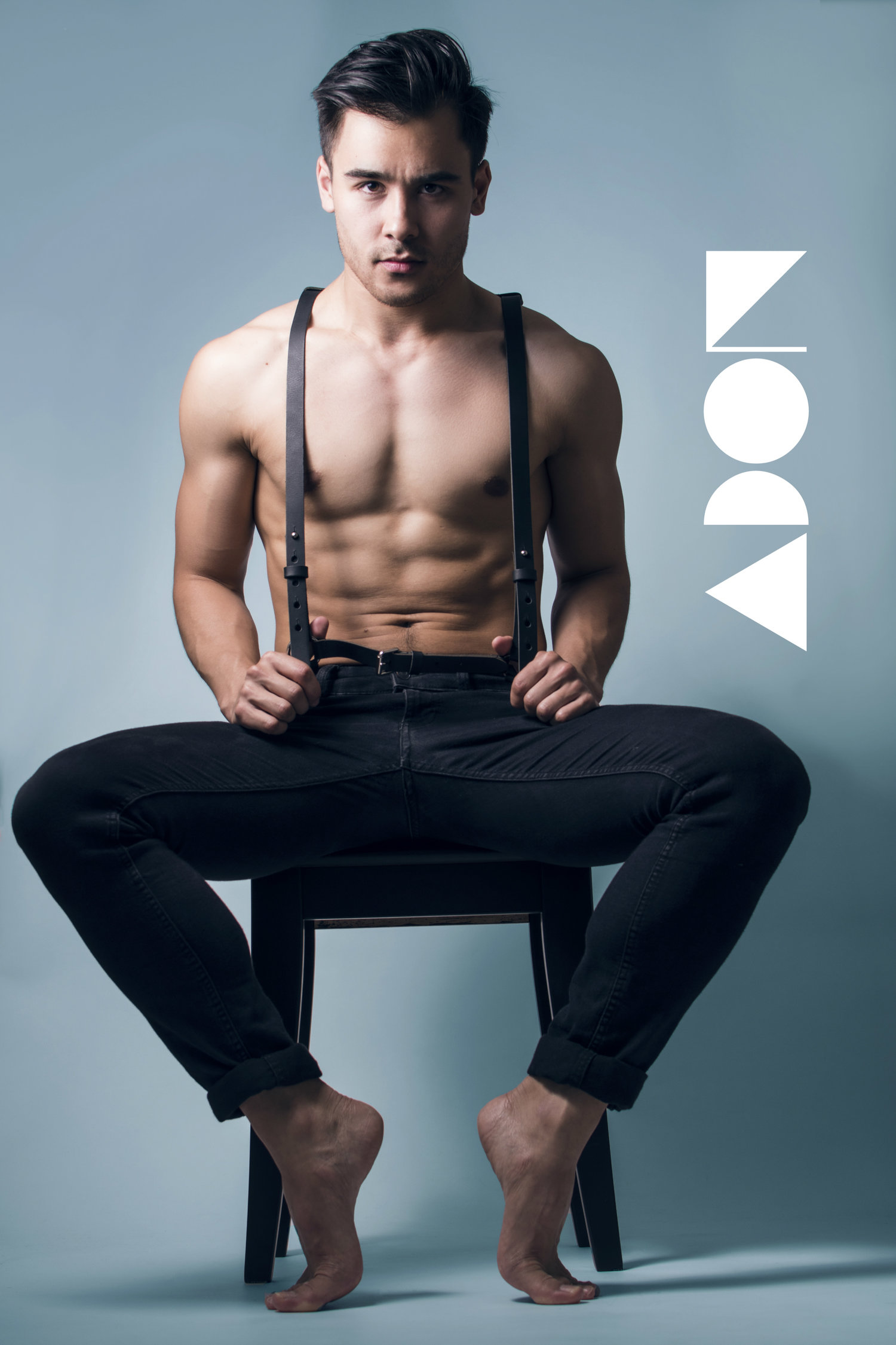 Adon Exclusive: Model Nick Len By Max Parker